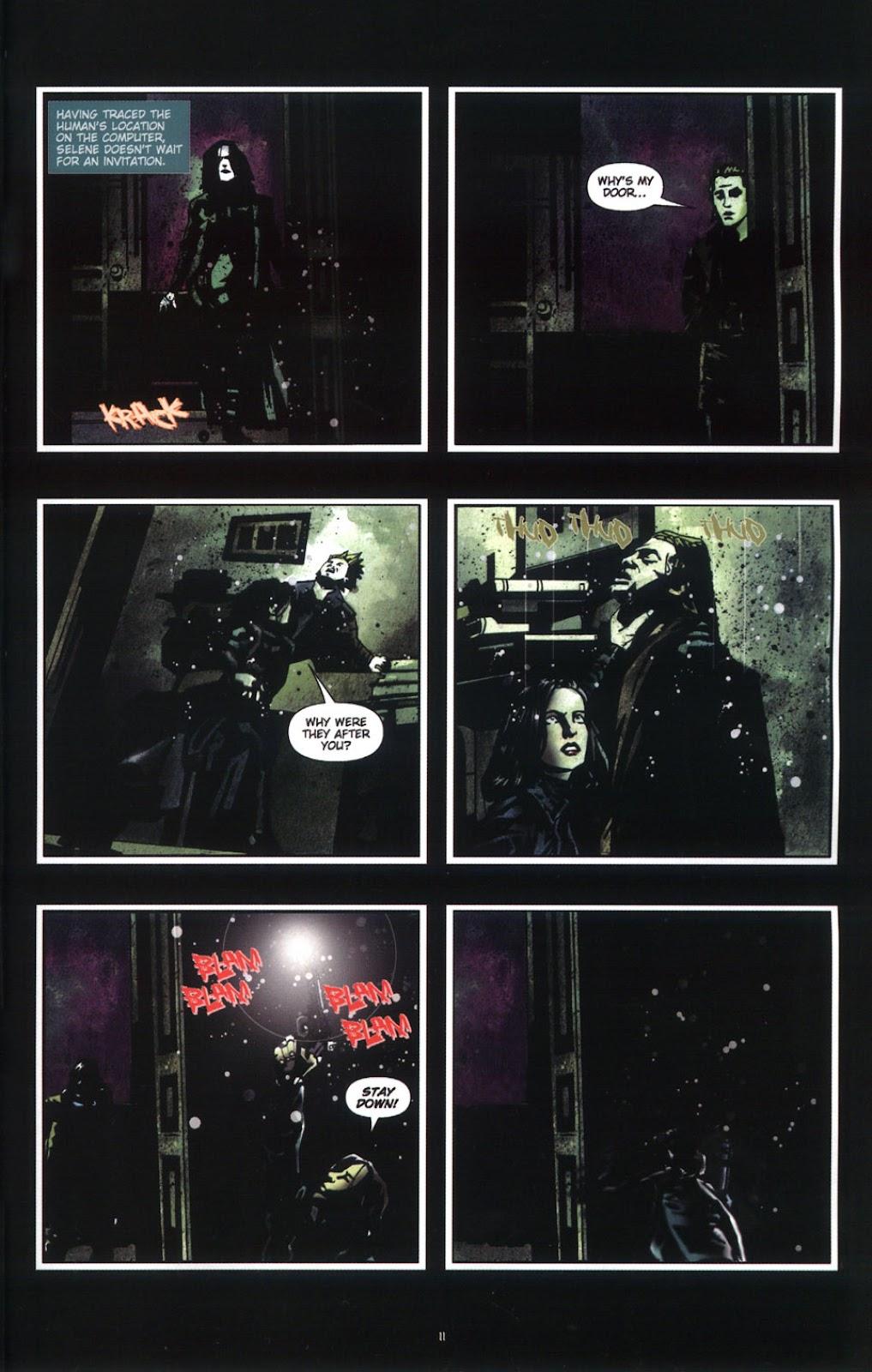 Read online Underworld (2003) comic -  Issue # Full - 13