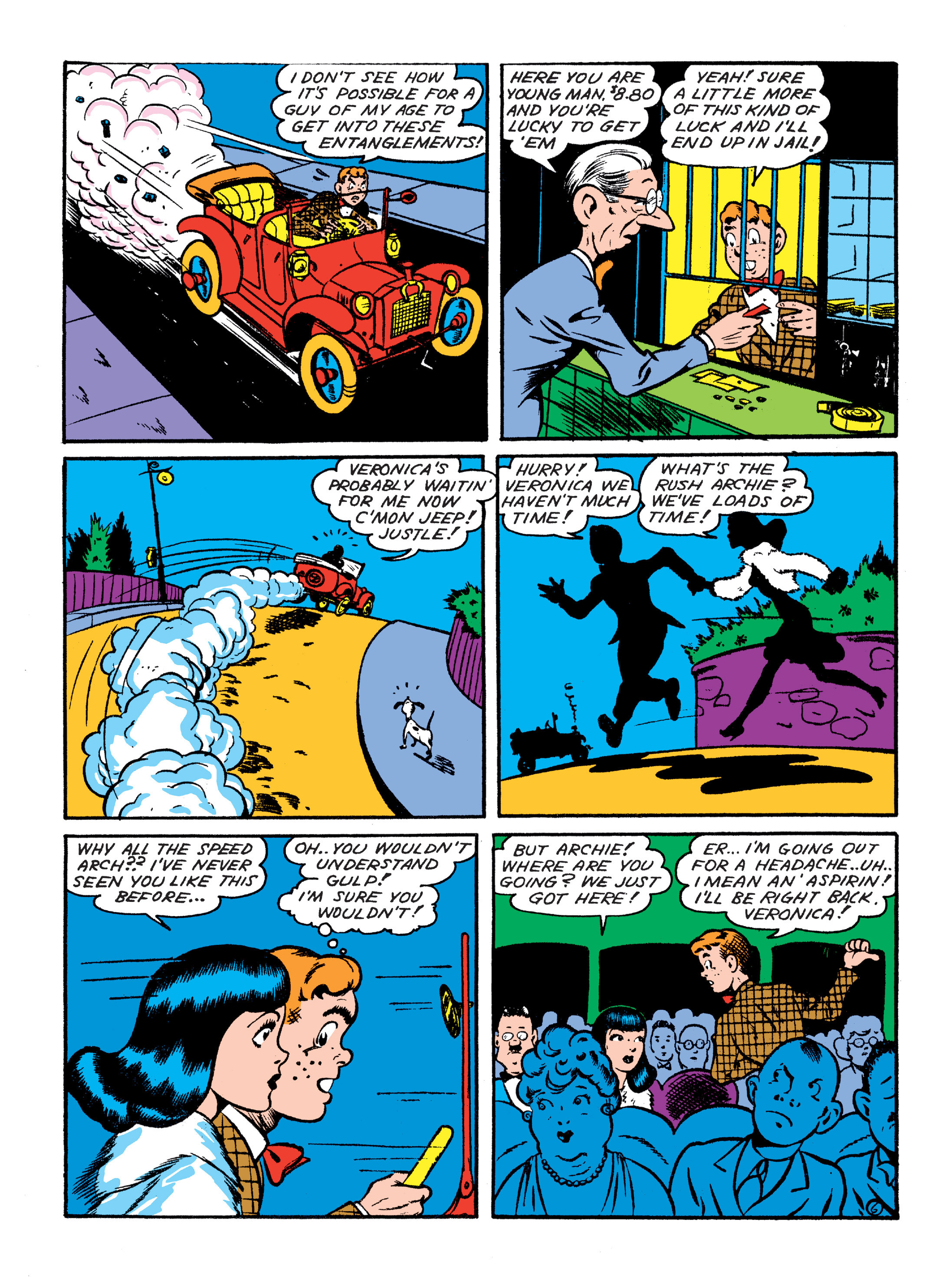 Read online Archie 1000 Page Comics Blowout! comic -  Issue # TPB (Part 3) - 204