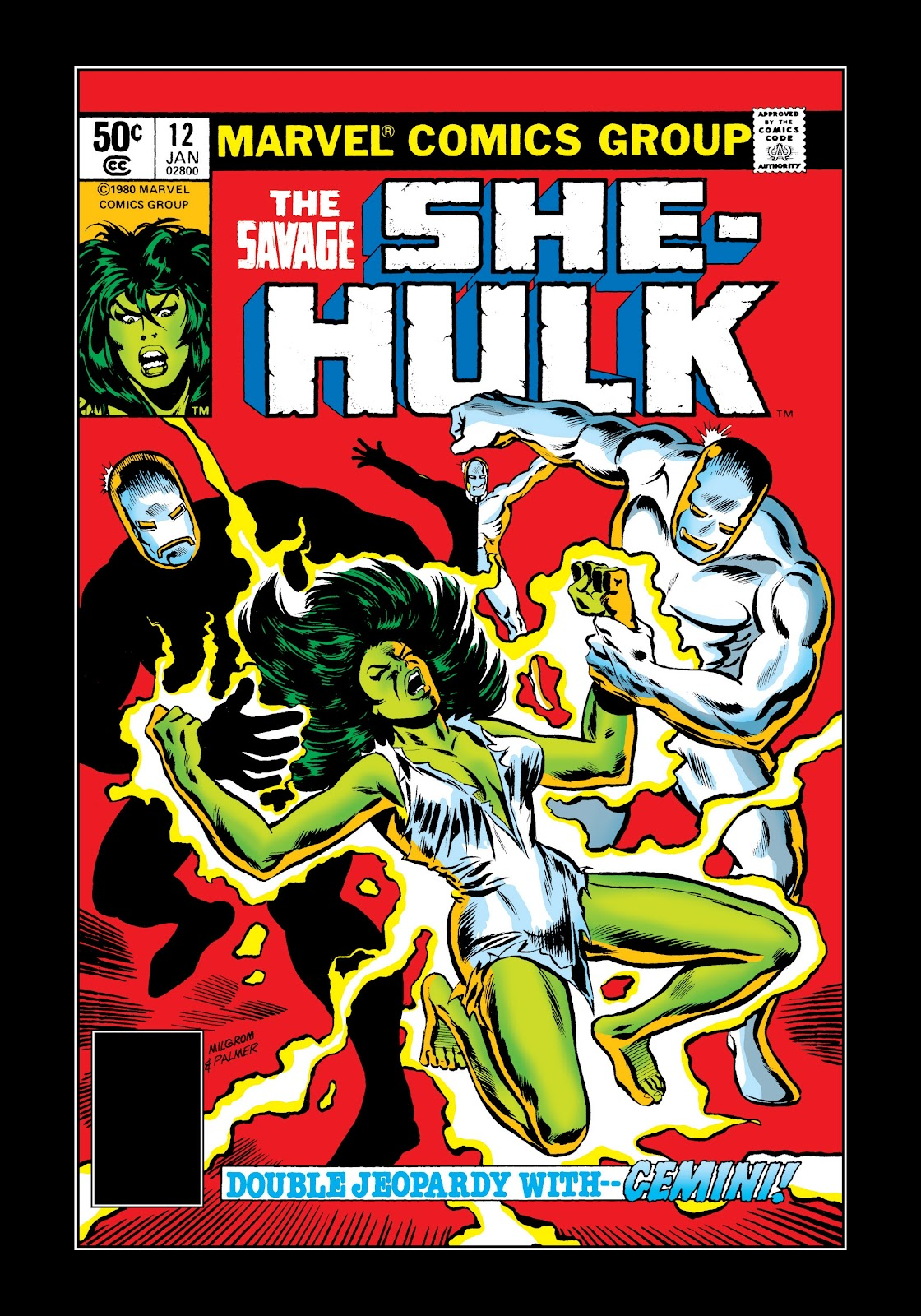 Marvel Masterworks: The Savage She-Hulk issue TPB_1_(Part_3) - Page 18