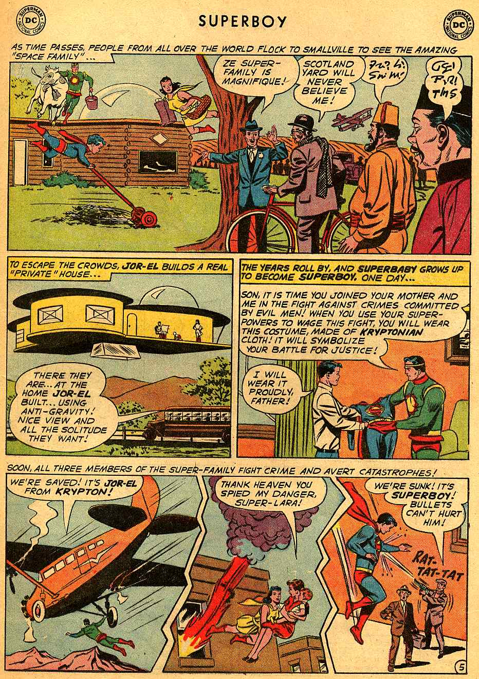 Superboy (1949) issue 95 - Page 15