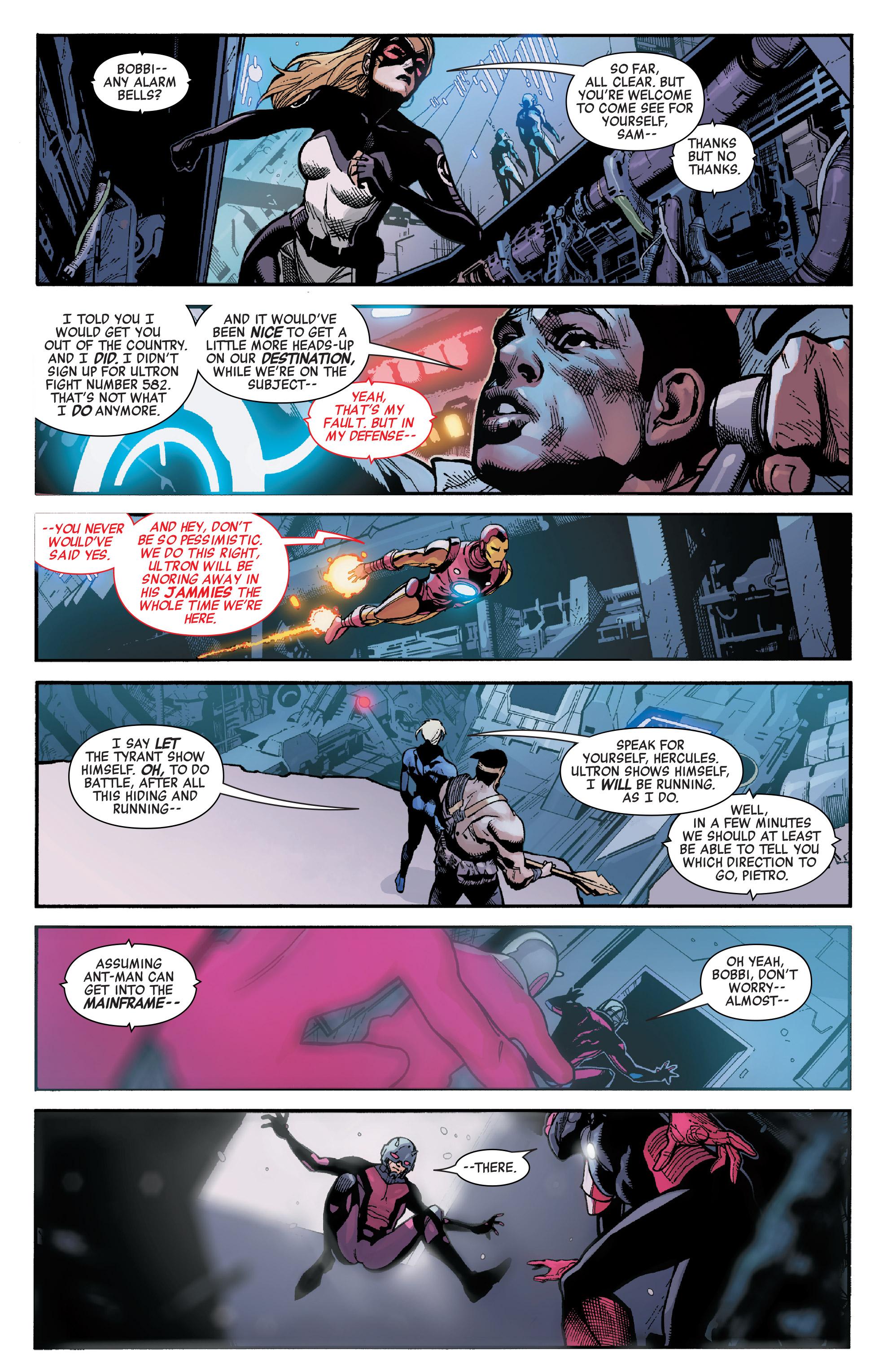 Read online Secret Empire comic -  Issue #4 - 13
