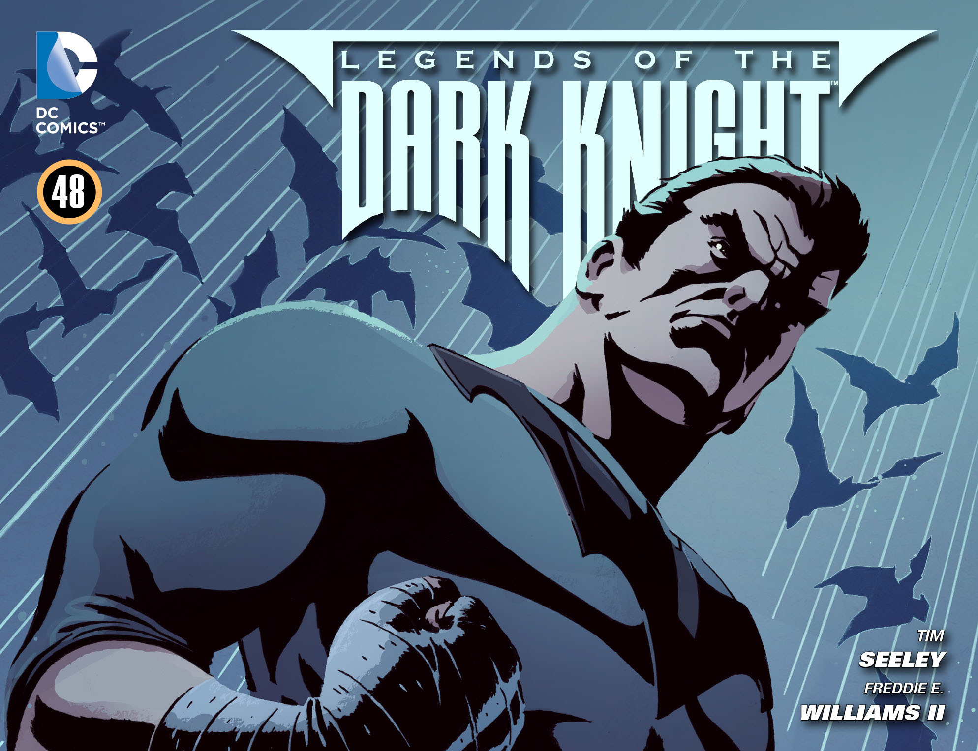 Legends of the Dark Knight [I] issue 48 - Page 1