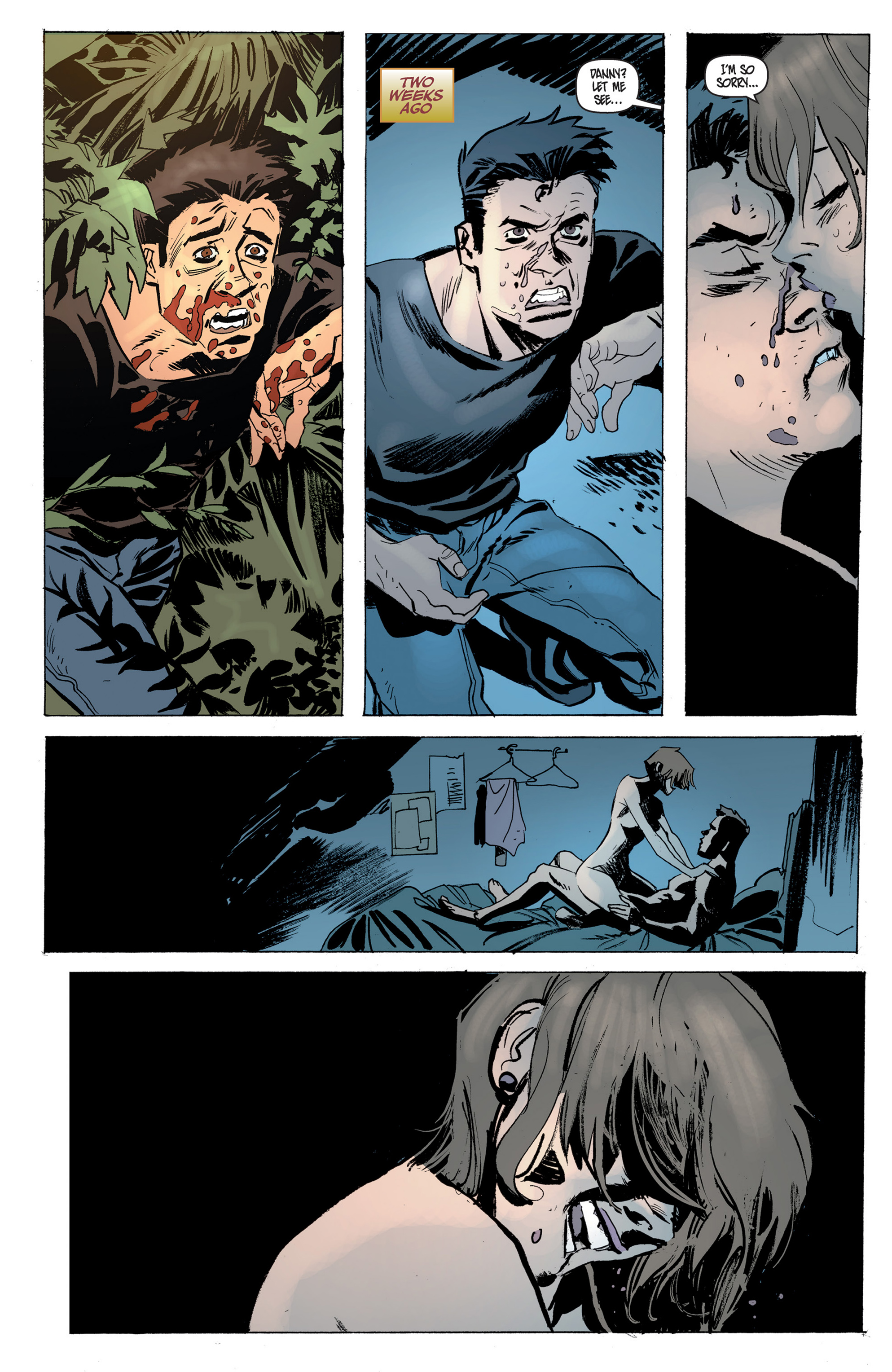 Read online Cannibal comic -  Issue #6 - 6