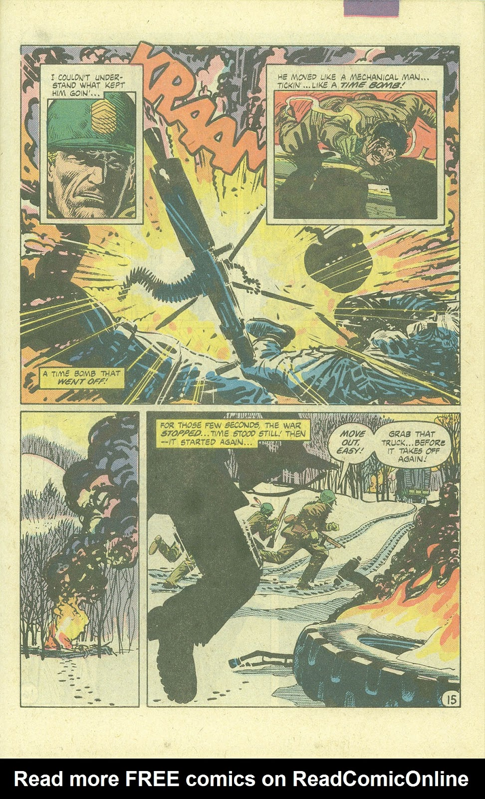 Sgt. Rock issue Annual 3 - Page 18