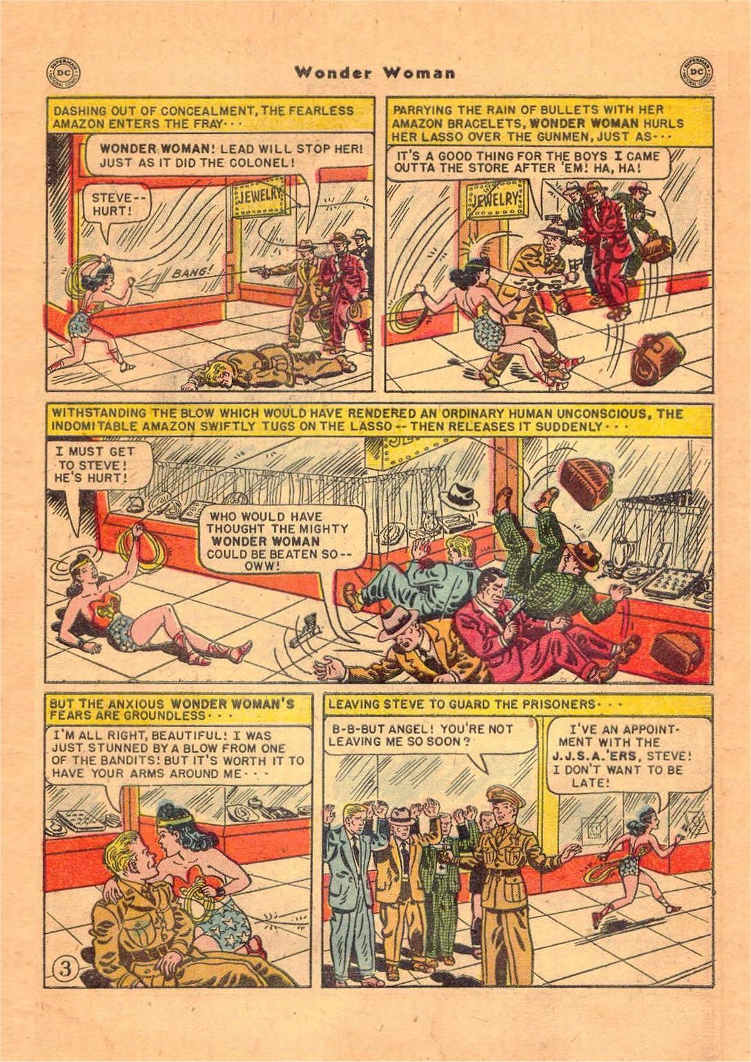 Read online Wonder Woman (1942) comic -  Issue #47 - 38