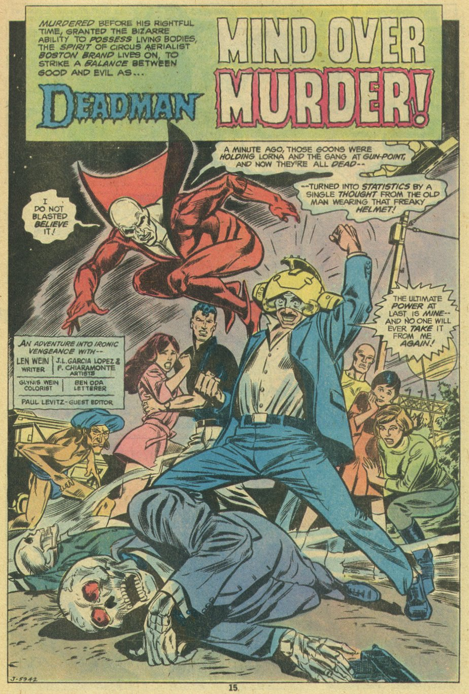 Read online Adventure Comics (1938) comic -  Issue #463 - 16