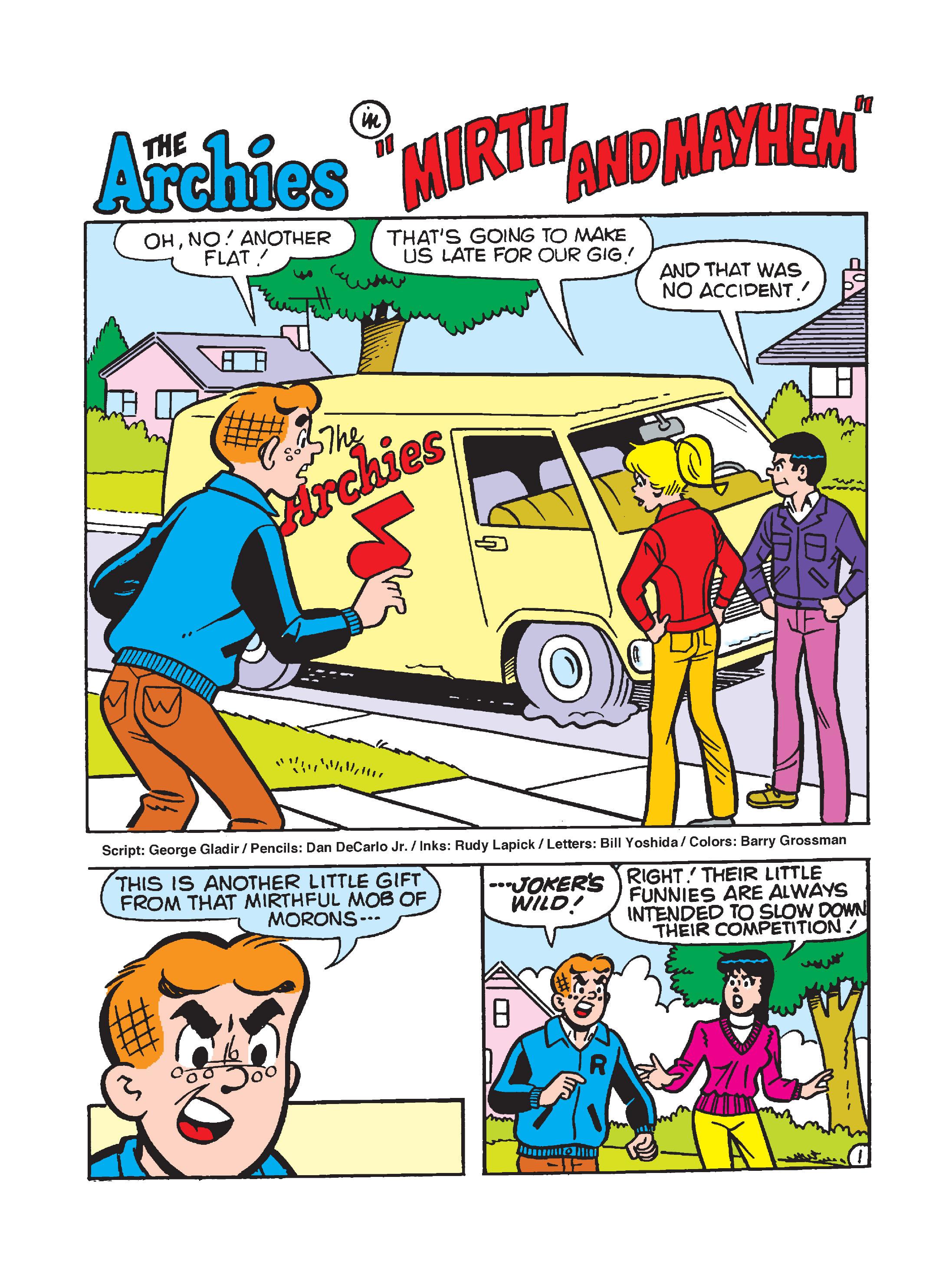 Read online Archie 1000 Page Comics Bonanza comic -  Issue #2 (Part 2) - 66