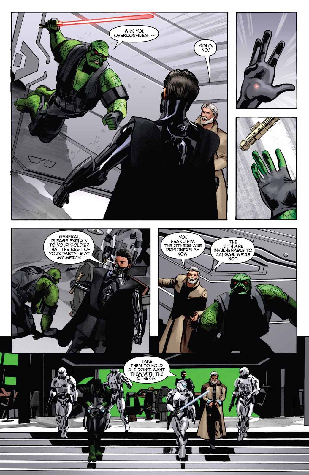 Read online Star Wars Legends: Infinities - Epic Collection comic -  Issue # TPB (Part 4) - 99