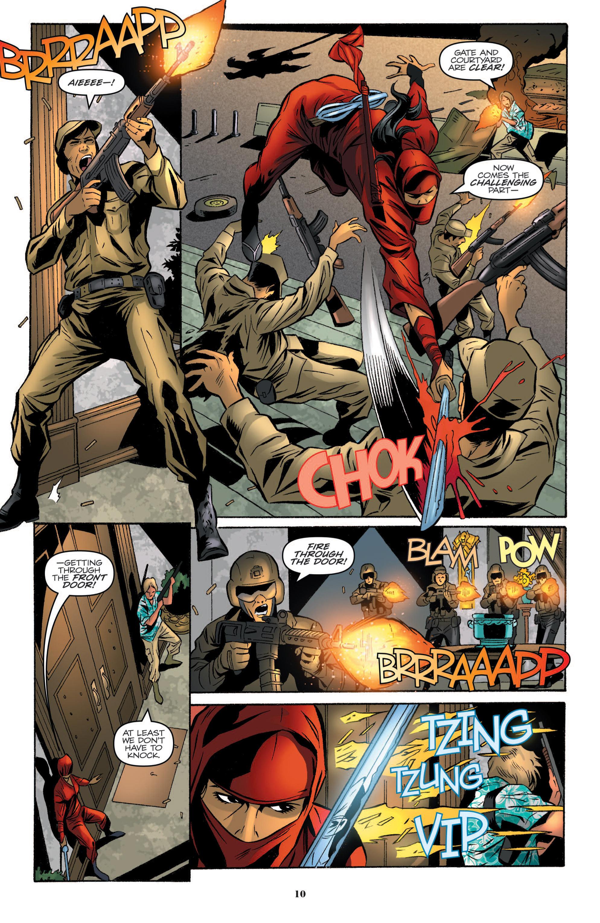 G.I. Joe: A Real American Hero 191 Page 11