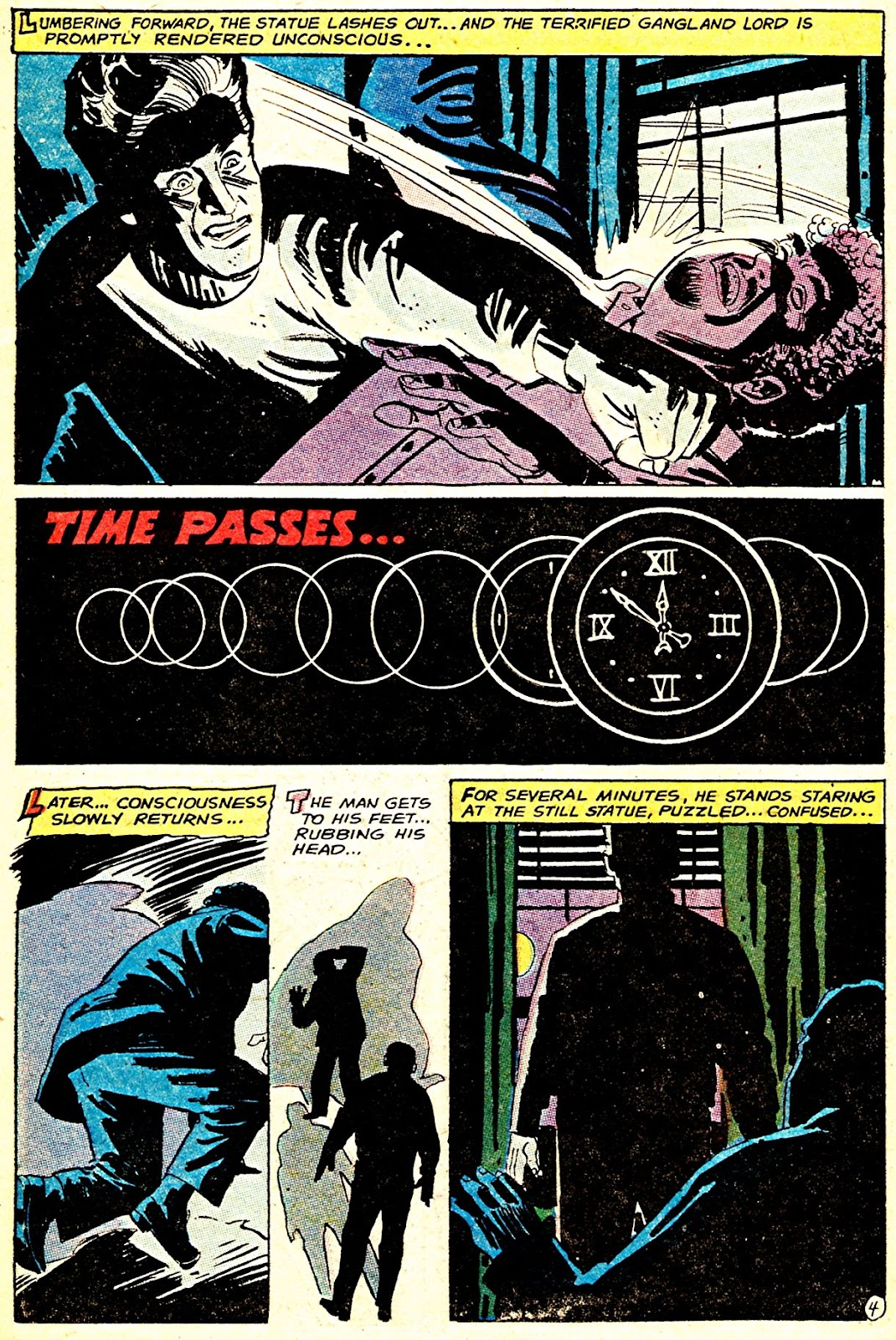 The Witching Hour (1969) issue 7 - Page 16