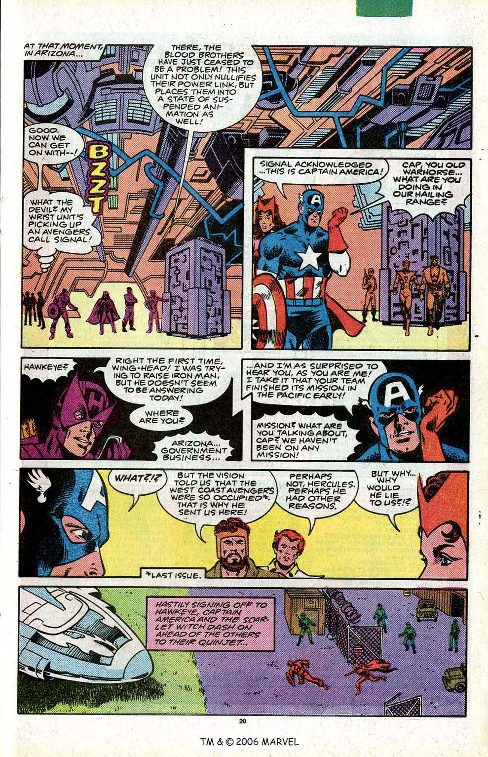 The Avengers (1963) 253 Page 28