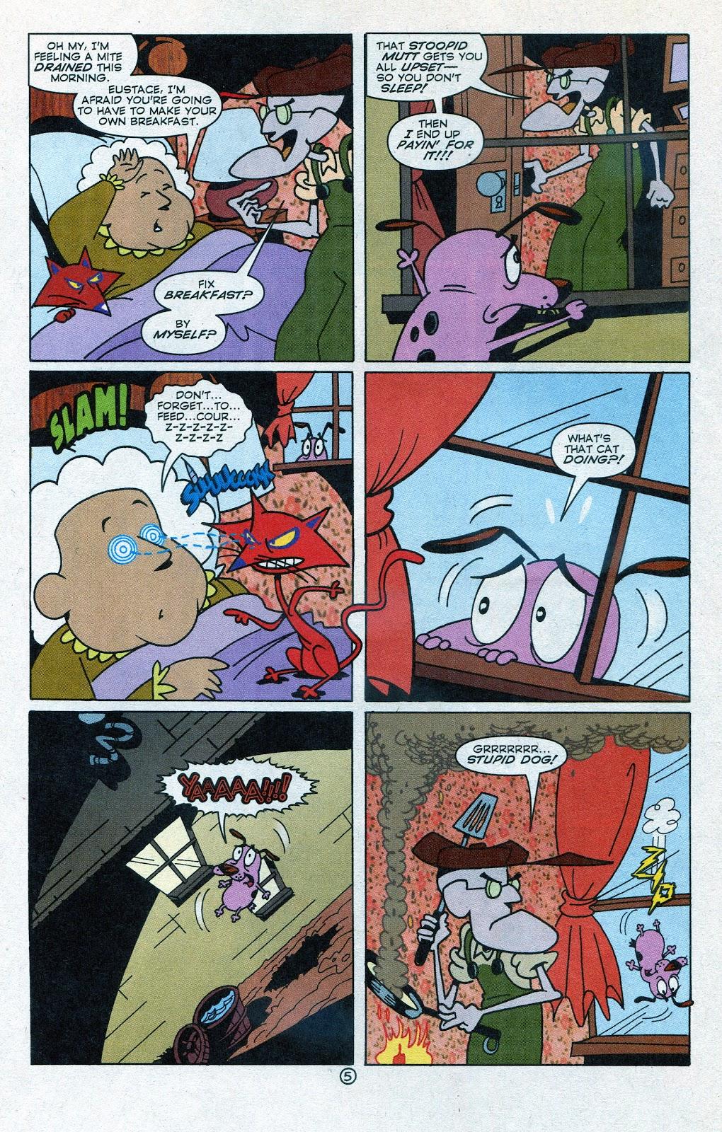 Read online Cartoon Cartoons comic -  Issue #4 - 9