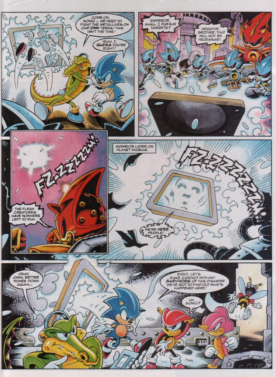 Read online Sonic the Comic comic -  Issue #69 - 4