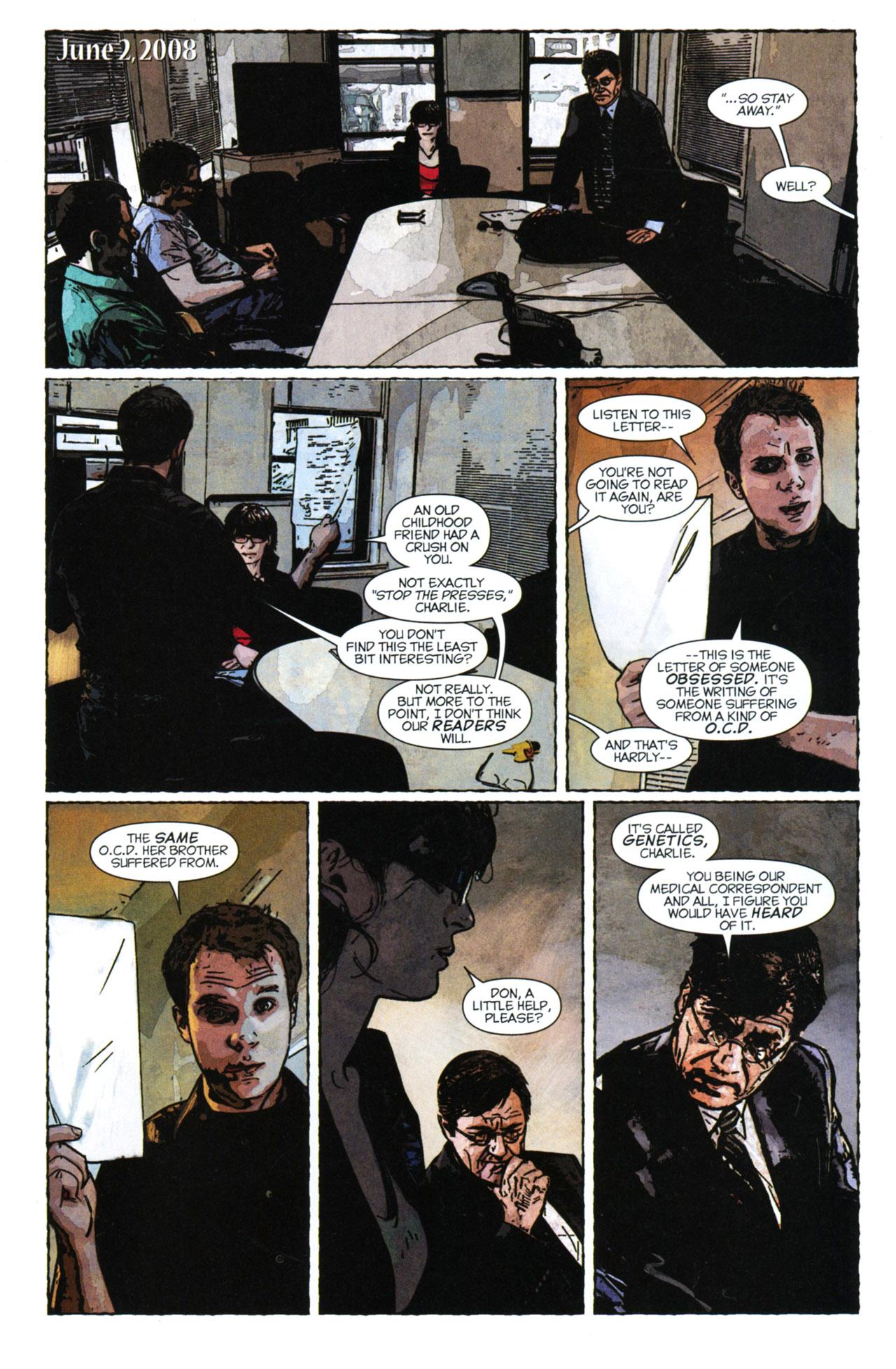Read online Stephen King's N. comic -  Issue #4 - 9