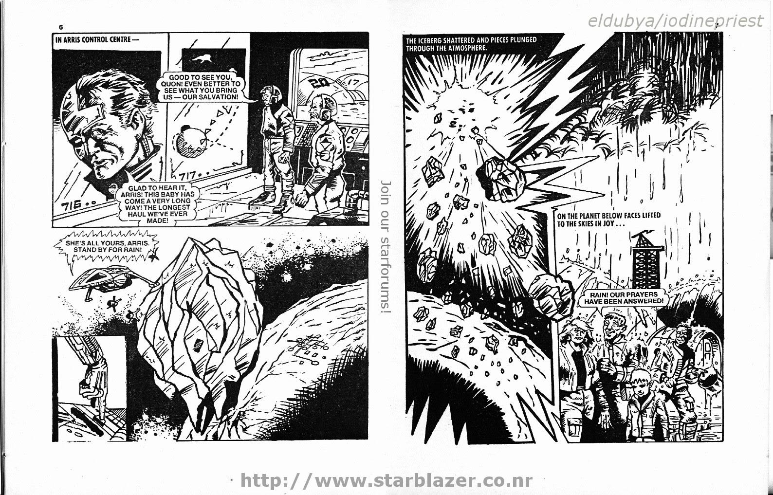 Starblazer issue 242 - Page 5