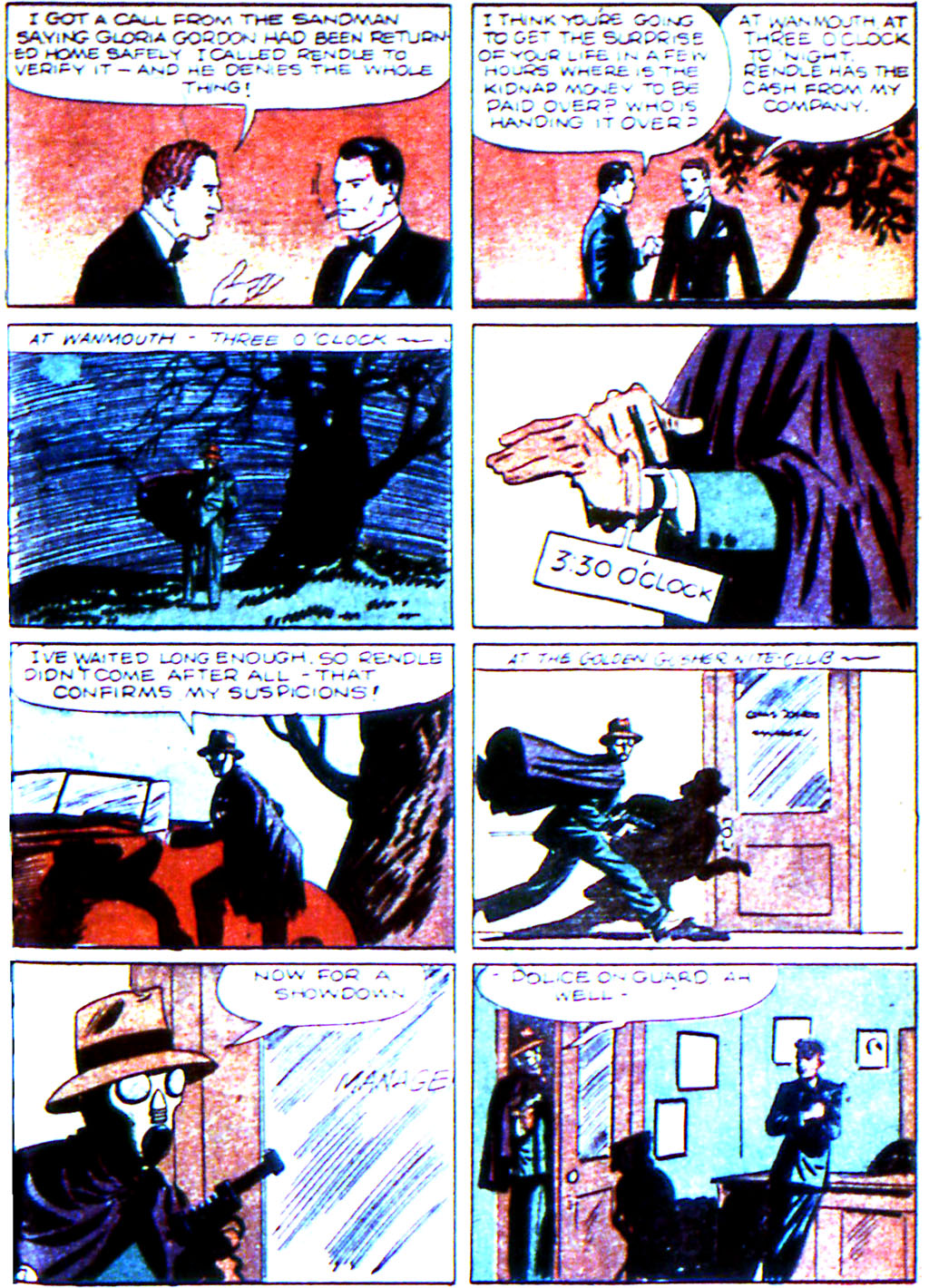 Read online Adventure Comics (1938) comic -  Issue #45 - 9