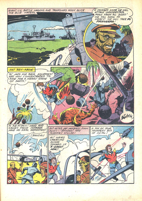 Read online Sensation (Mystery) Comics comic -  Issue #23 - 37