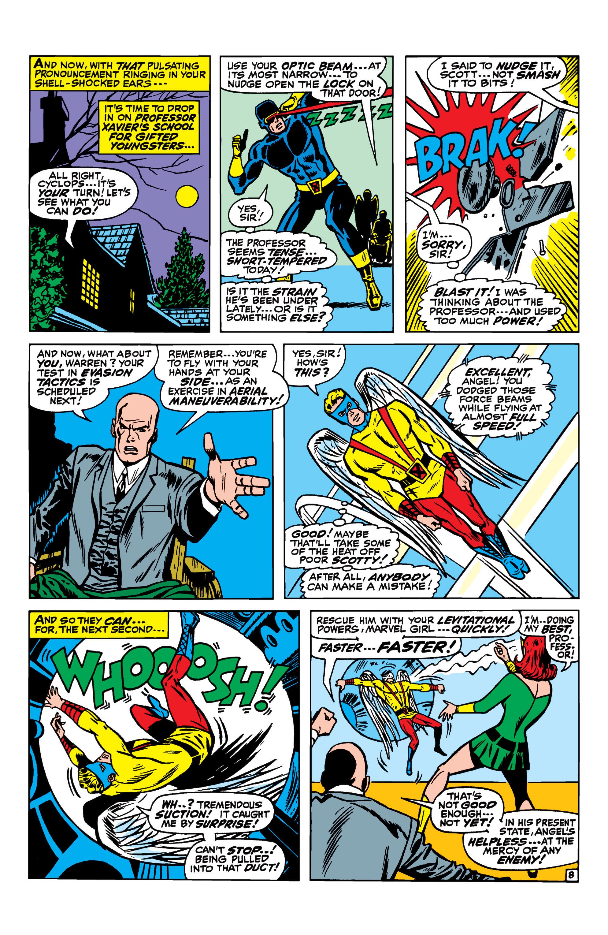 Read online Uncanny X-Men (1963) comic -  Issue #41 - 9