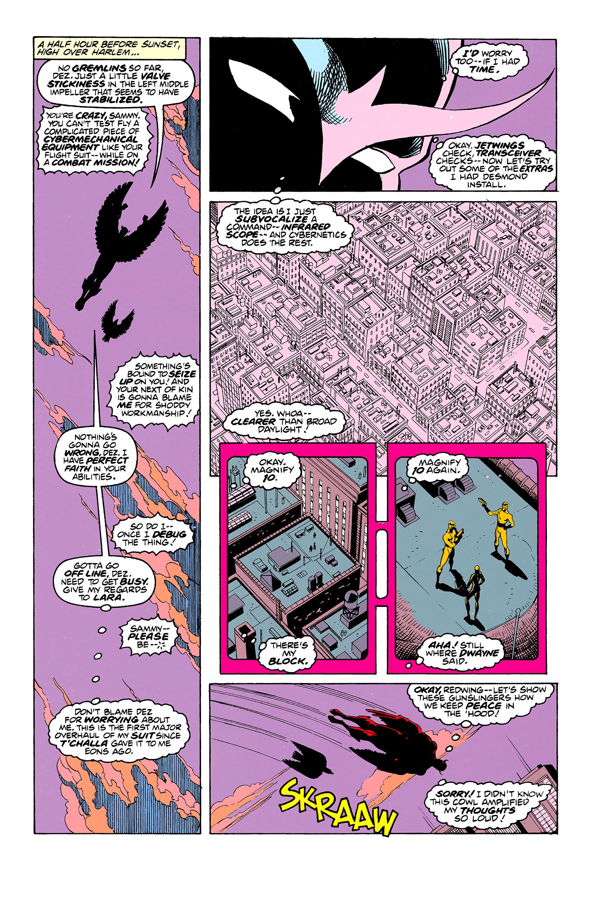 Read online Captain America (1968) comic -  Issue # _Annual 11 - 36