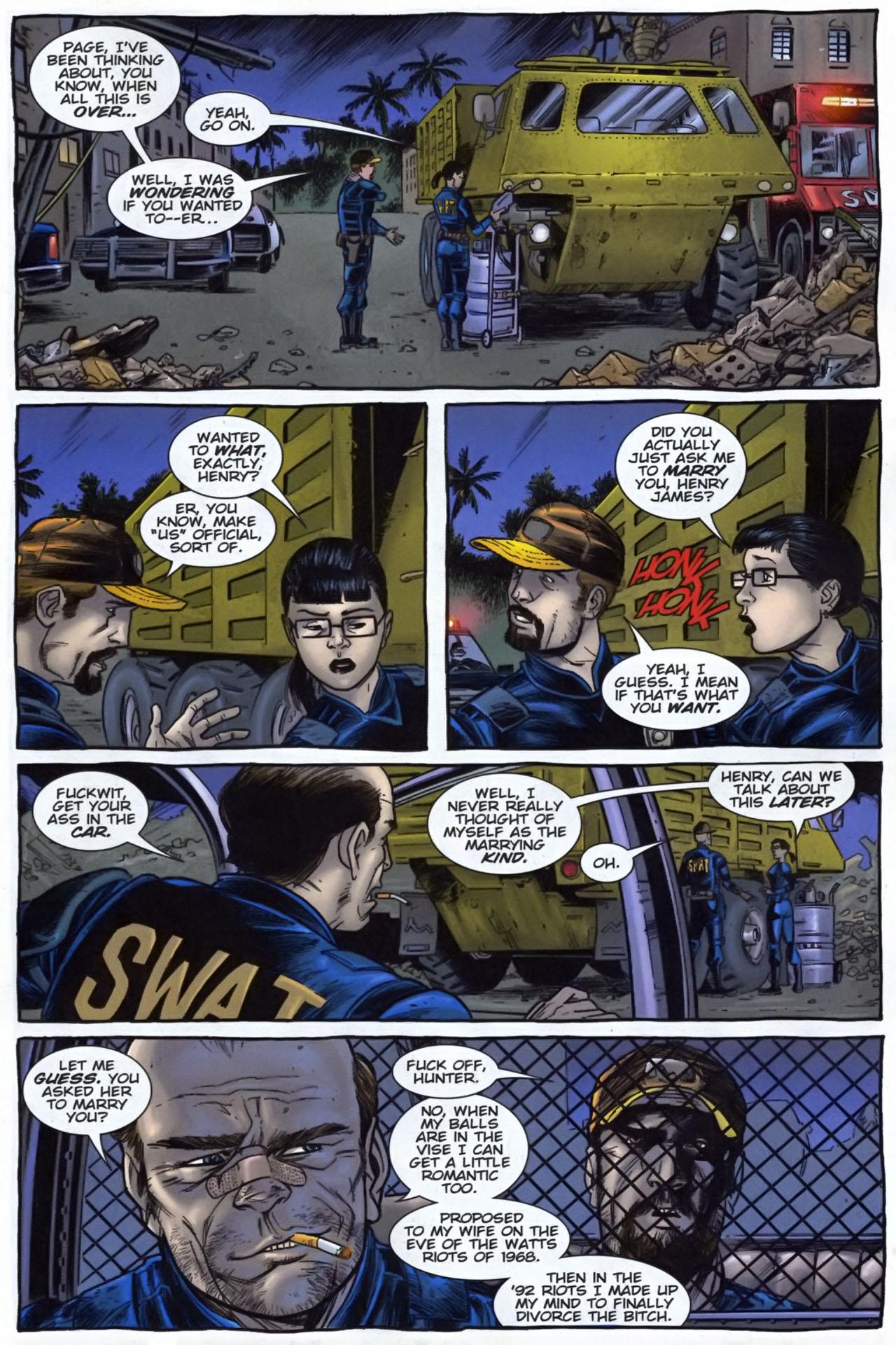Read online The Exterminators comic -  Issue #29 - 8