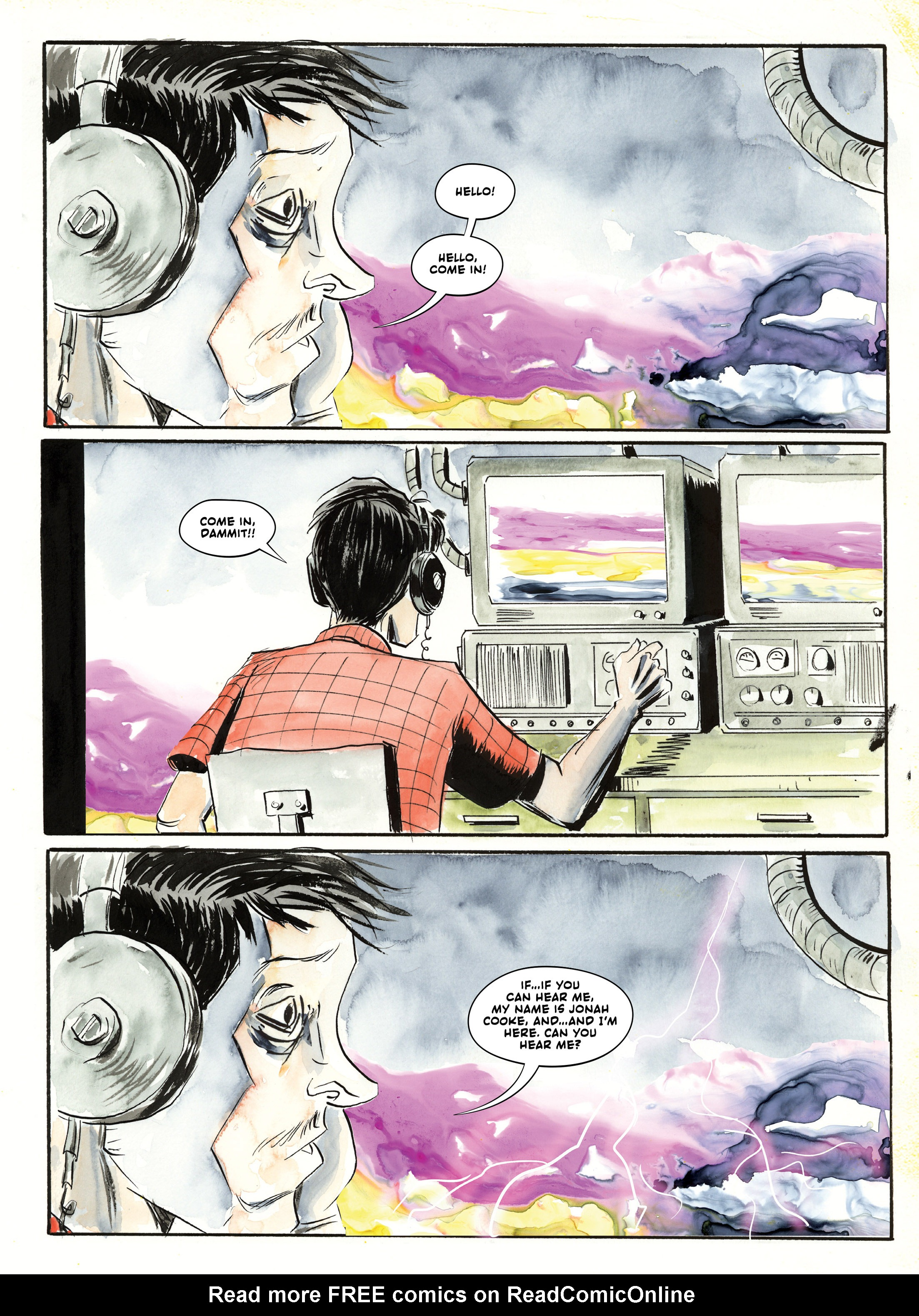 Read online A.D.: After Death comic -  Issue #2 - 27