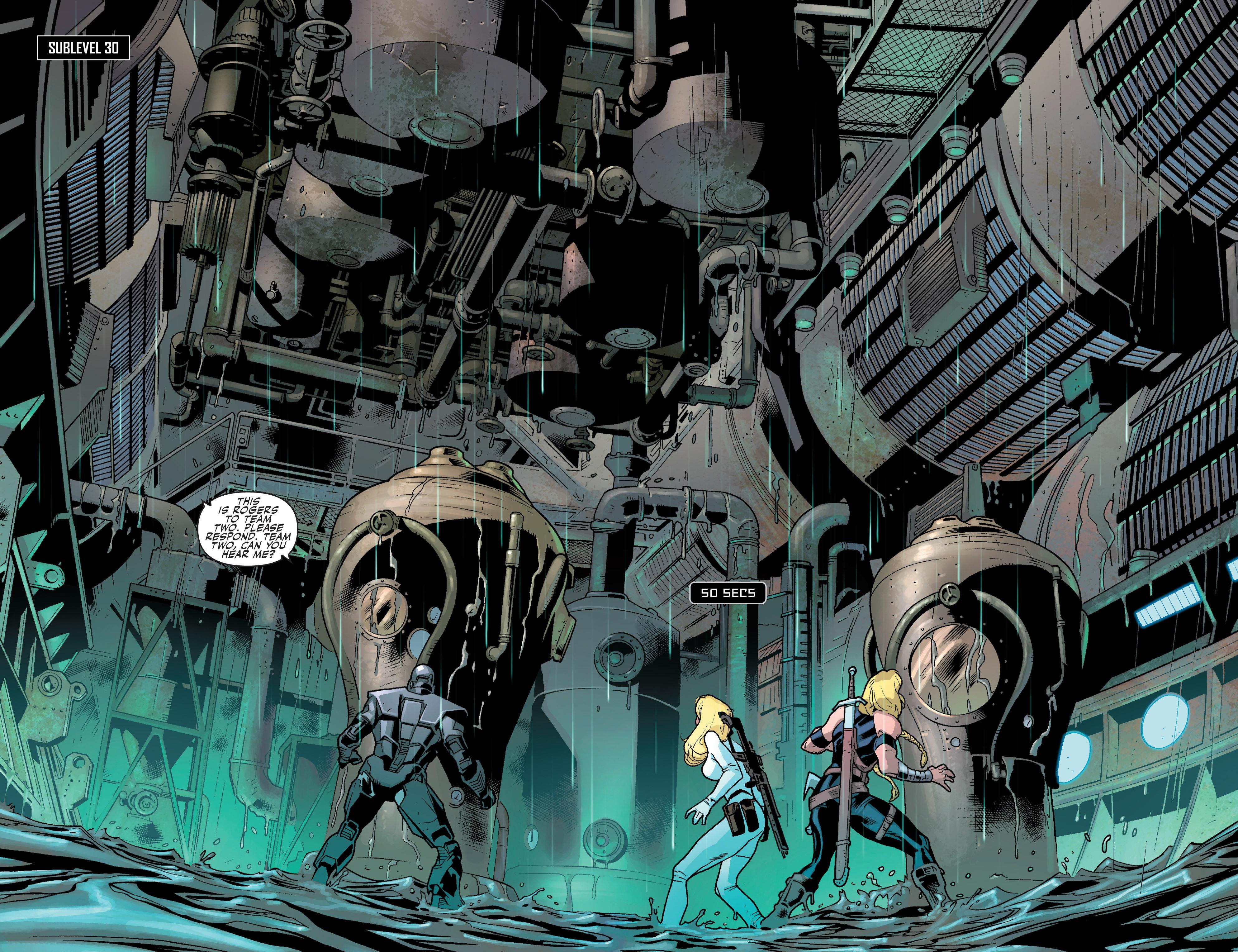 Read online Secret Avengers (2010) comic -  Issue #21 - 10