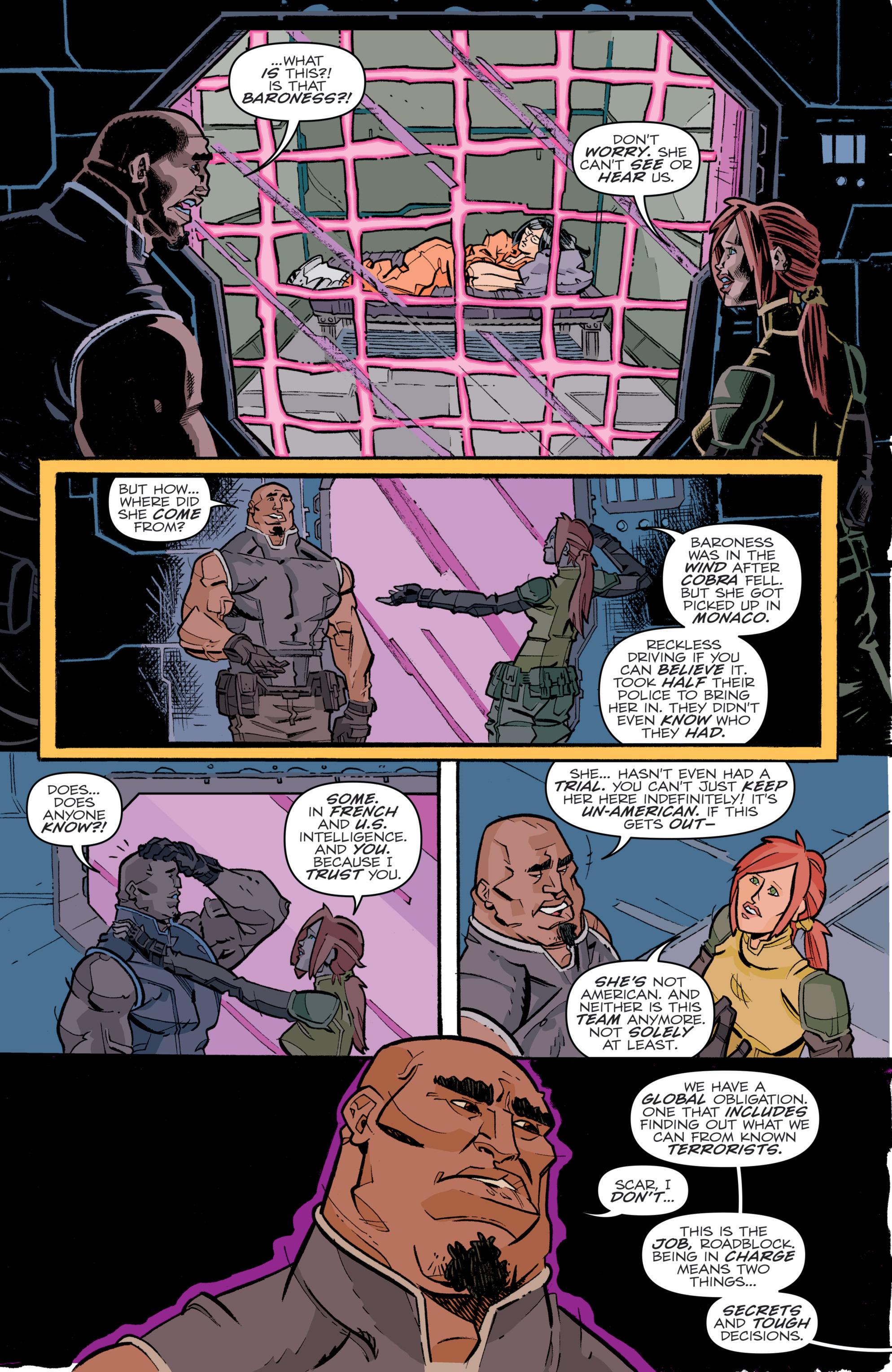 Read online G.I. Joe (2016) comic -  Issue #5 - 22