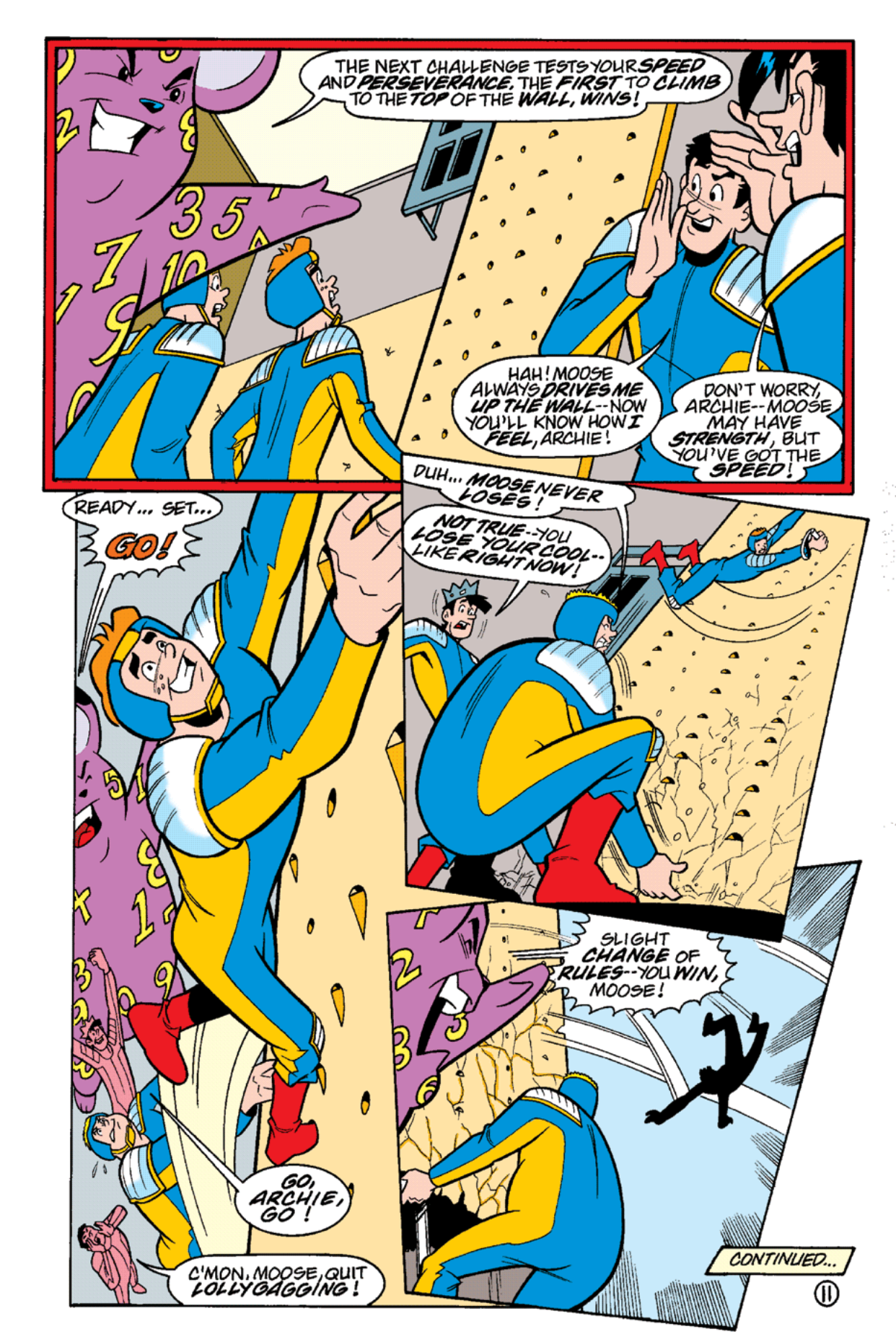 Read online Archie's Weird Mysteries comic -  Issue #17 - 13