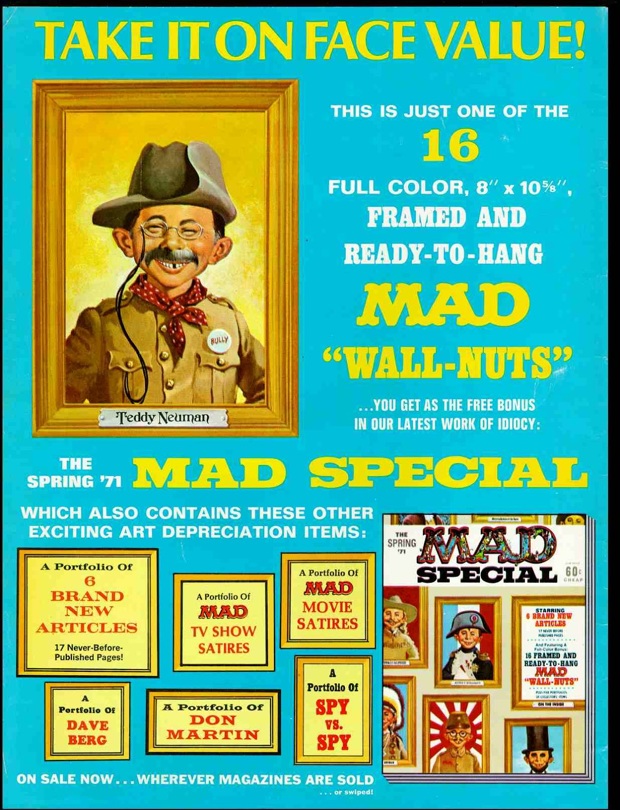 MAD issue 138 - Page 2