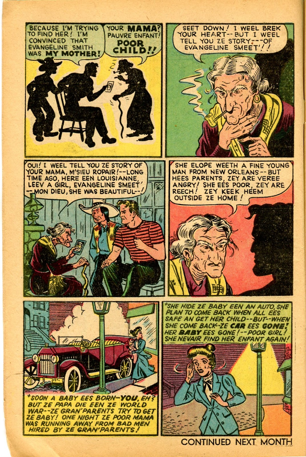Read online Famous Funnies comic -  Issue #159 - 10