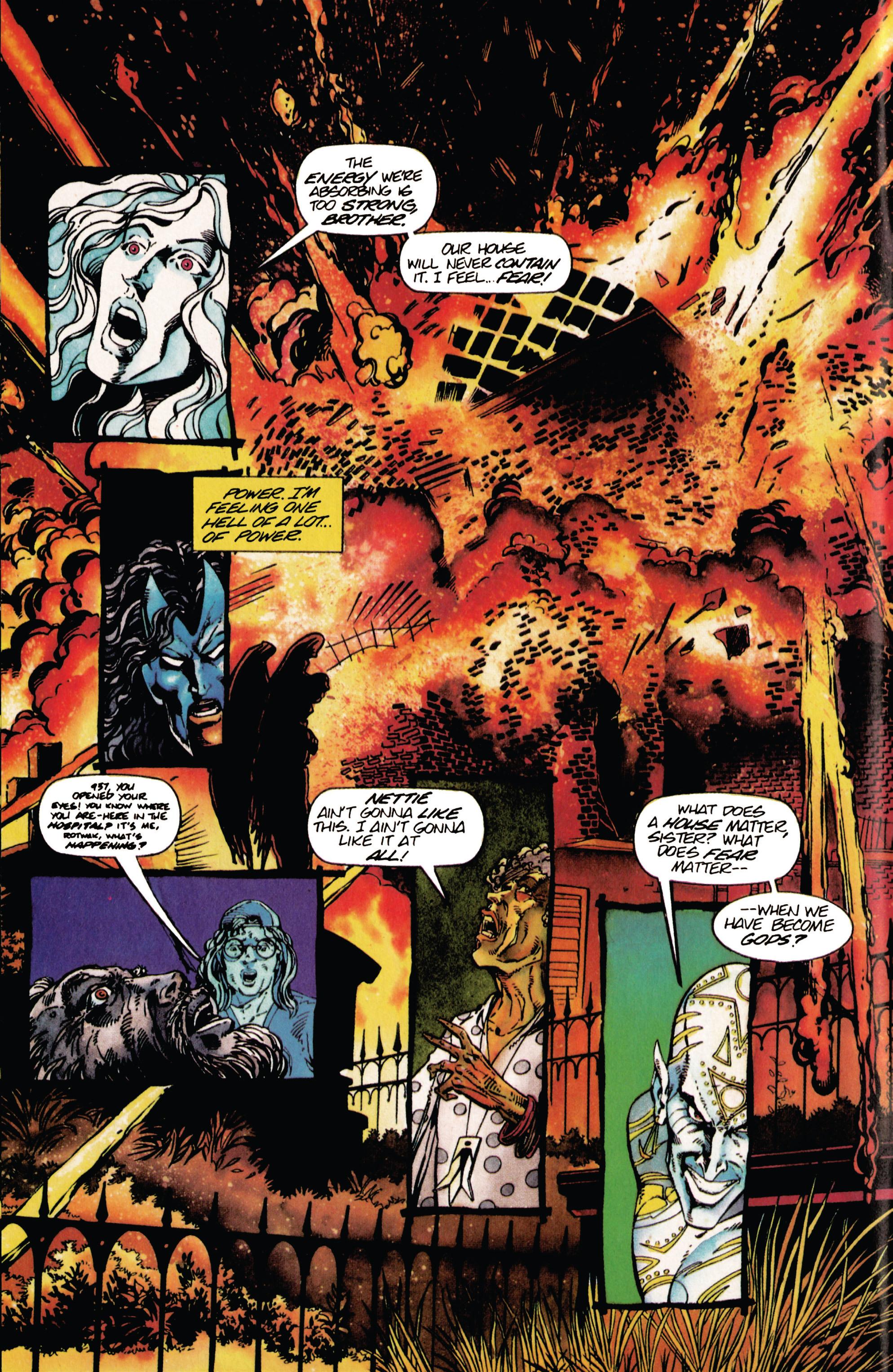 Read online Shadowman (1992) comic -  Issue #29 - 6
