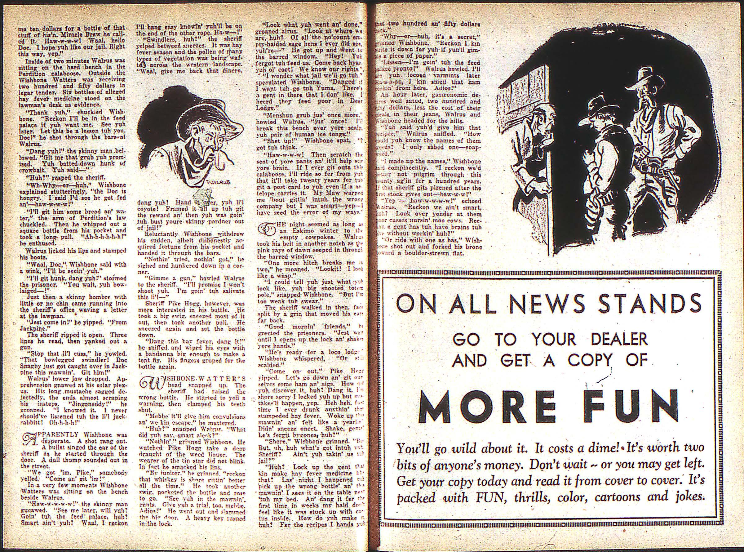 Read online Adventure Comics (1938) comic -  Issue #1 - 12