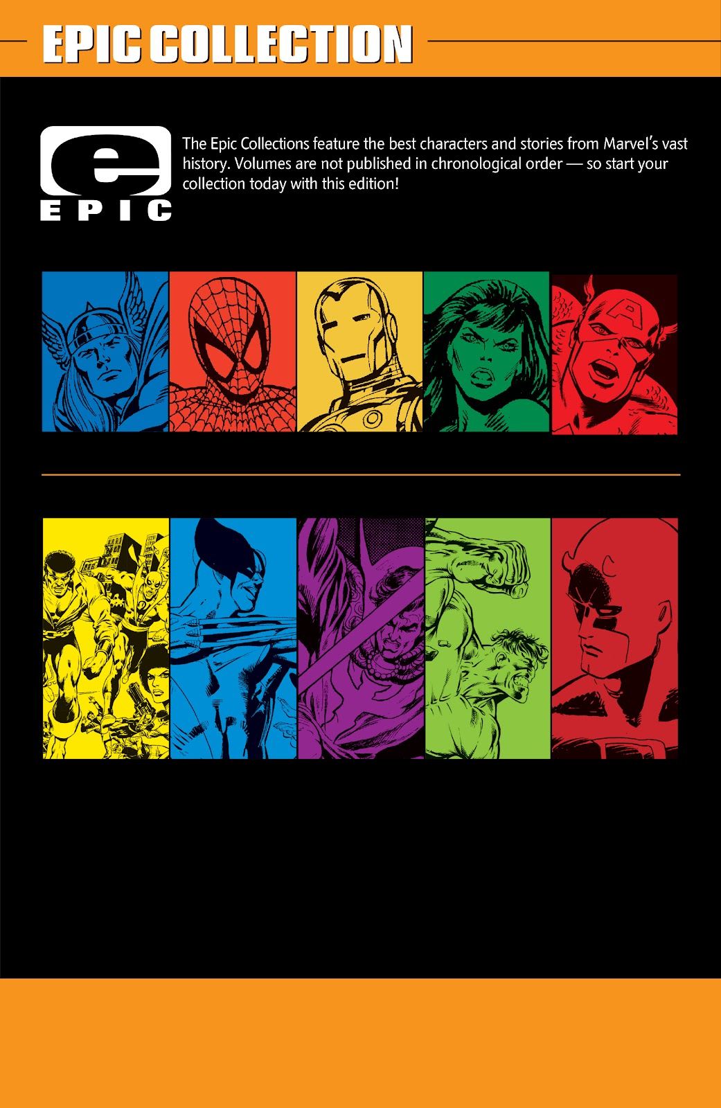 Read online Marvel Two-In-One Epic Collection: Cry Monster comic -  Issue # TPB (Part 1) - 3