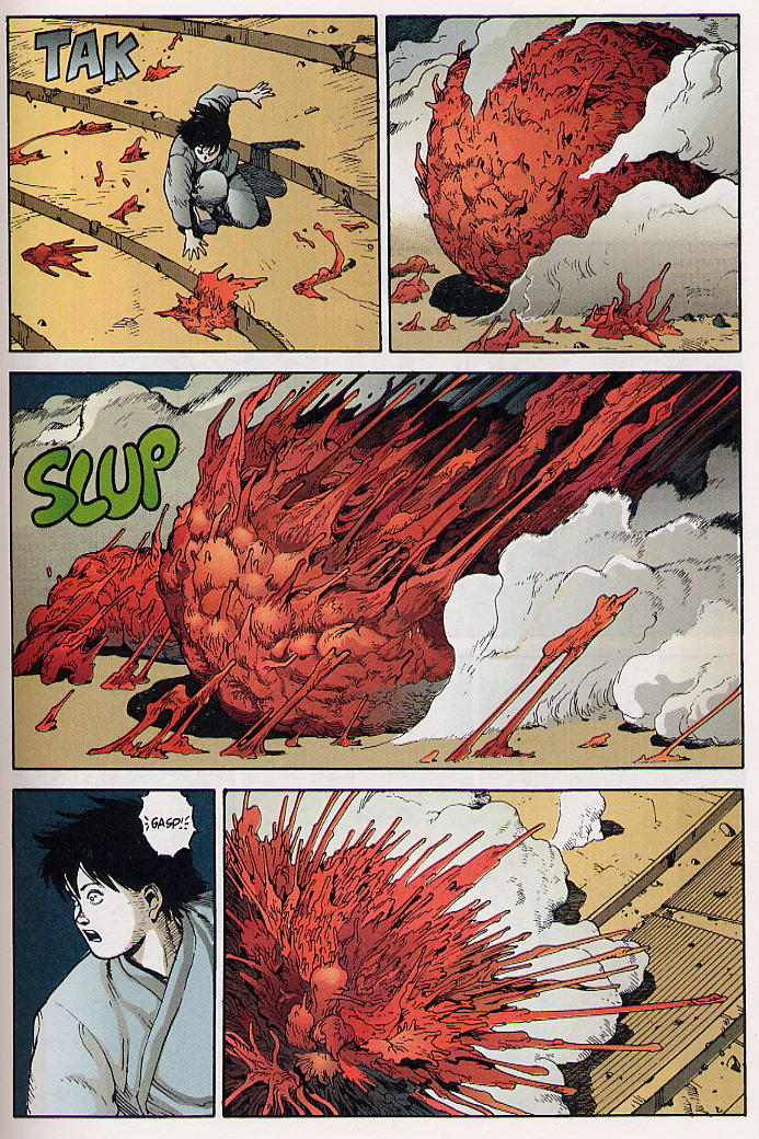 Read online Akira comic -  Issue #31 - 46