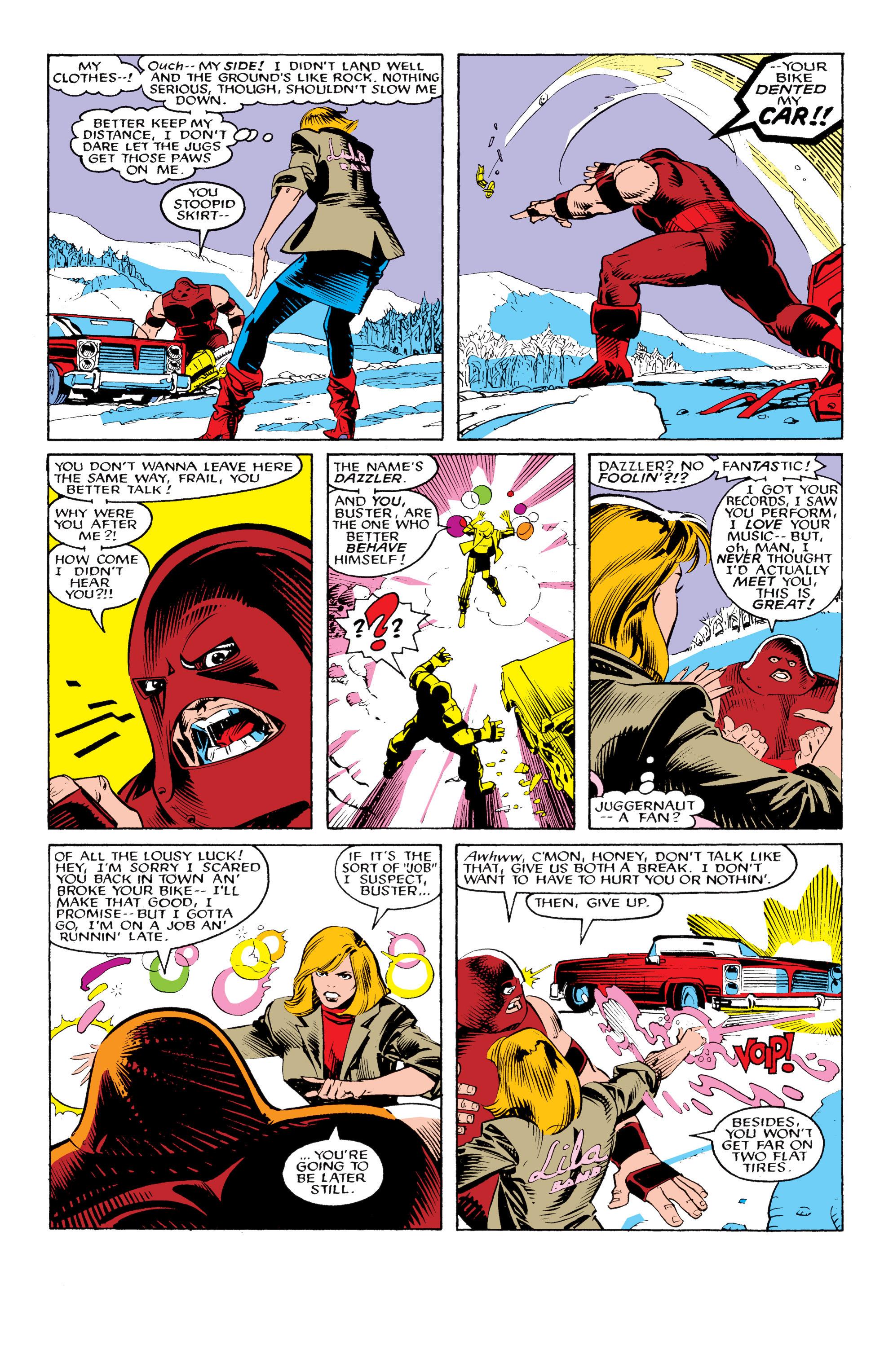 Read online Uncanny X-Men (1963) comic -  Issue #217 - 17