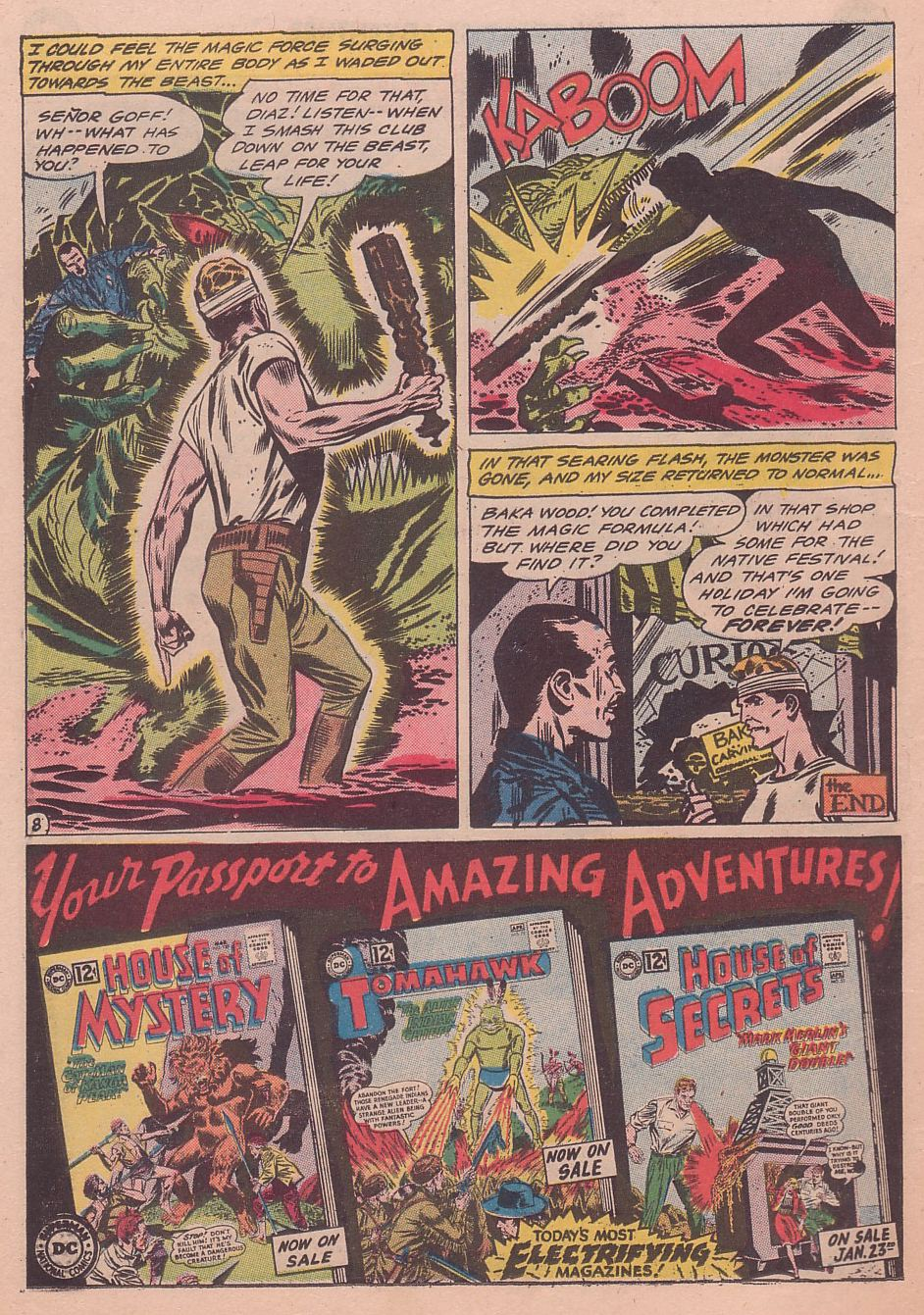 My Greatest Adventure (1955) issue 65 - Page 10