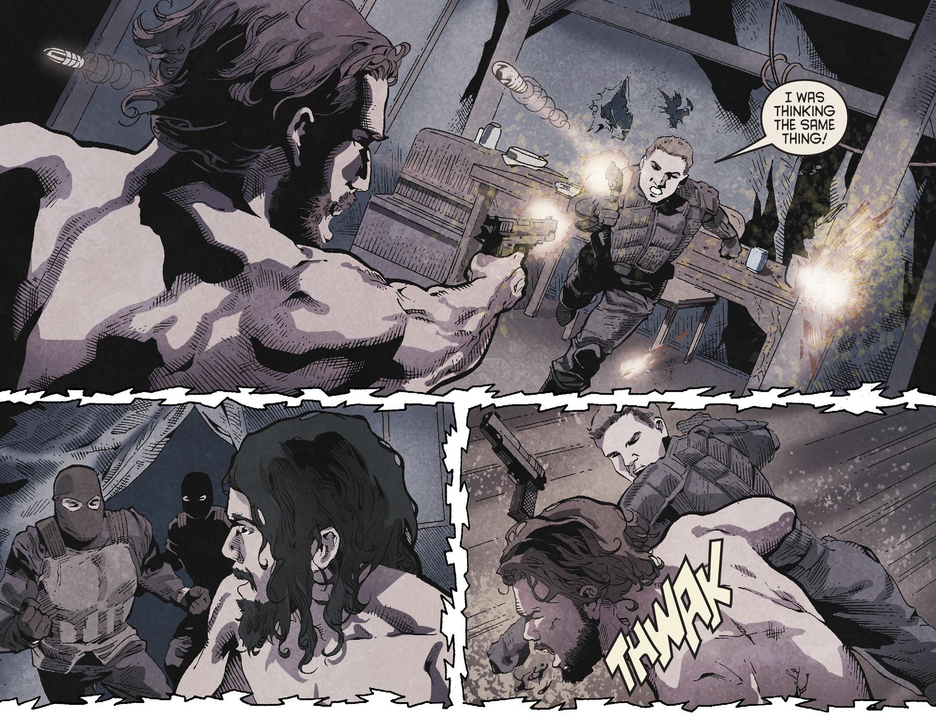 Read online Arrow [II] comic -  Issue #19 - 19