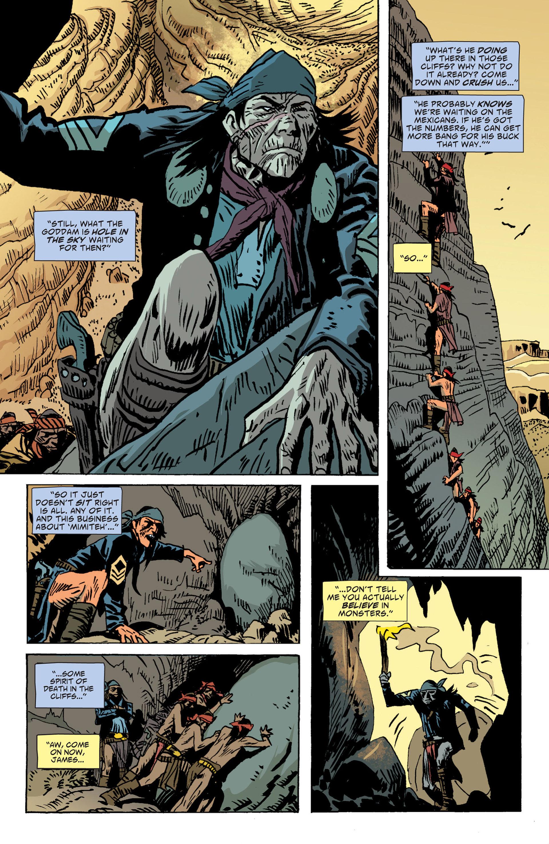 Read online American Vampire comic -  Issue #19 - 19