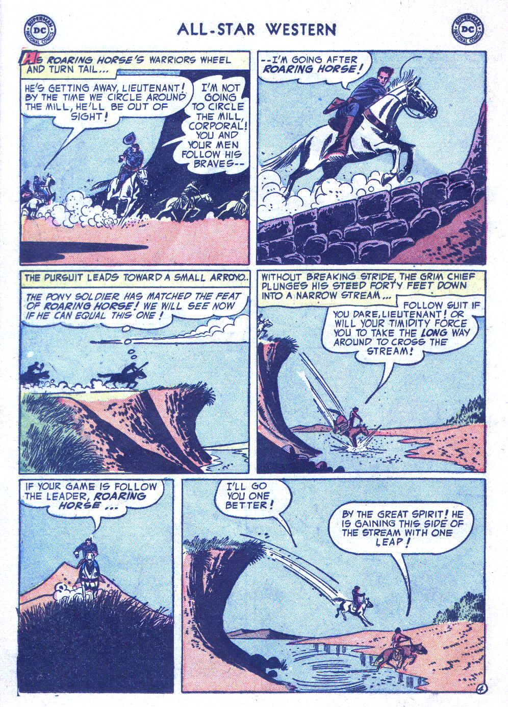 Read online All-Star Western (1951) comic -  Issue #77 - 22