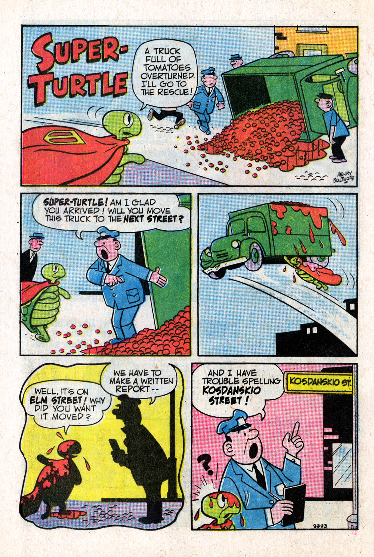 Read online Adventure Comics (1938) comic -  Issue #379 - 20