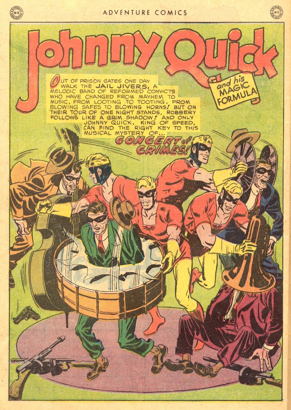 Read online Adventure Comics (1938) comic -  Issue #133 - 40