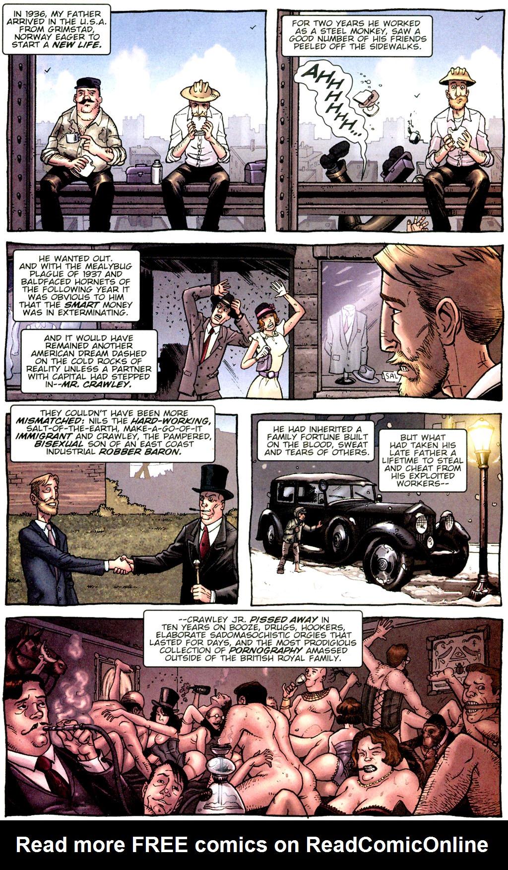 Read online The Exterminators comic -  Issue #9 - 5