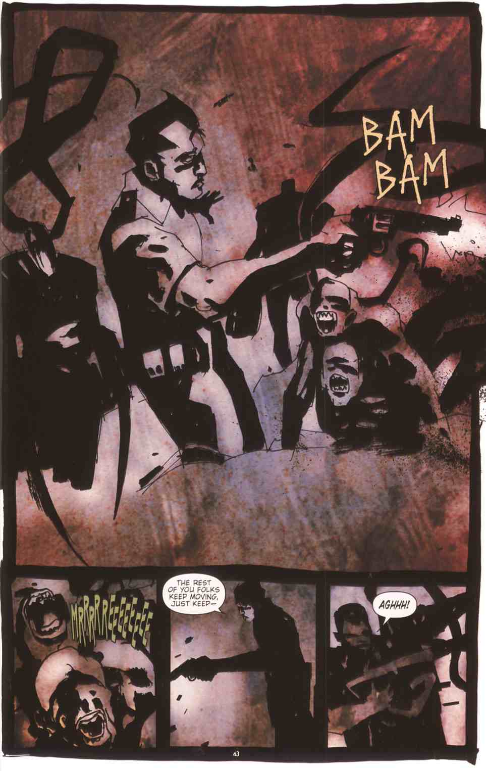 Read online Silent Hill: The Grinning Man comic -  Issue # Full - 44