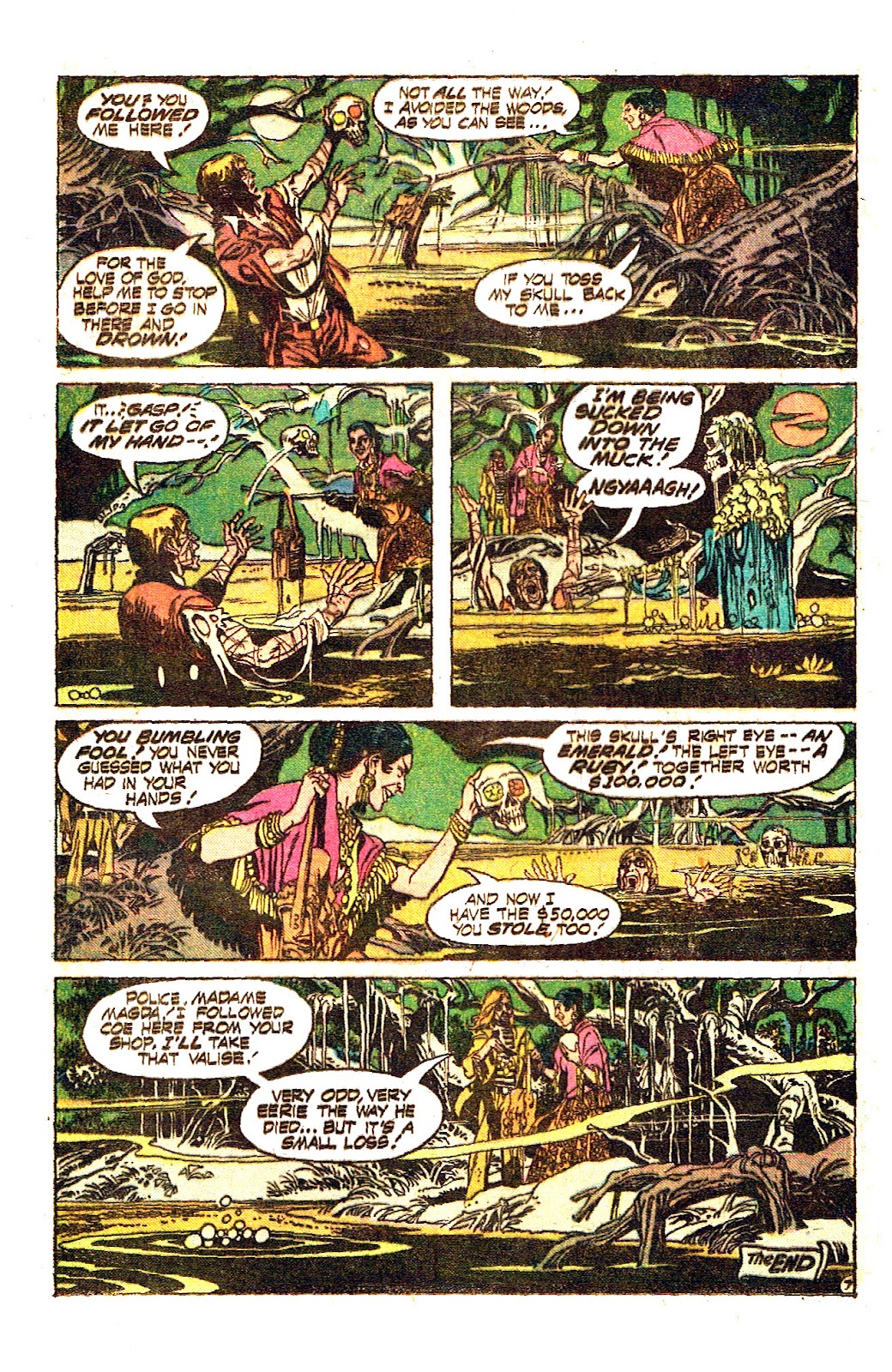 The Witching Hour (1969) issue 50 - Page 12