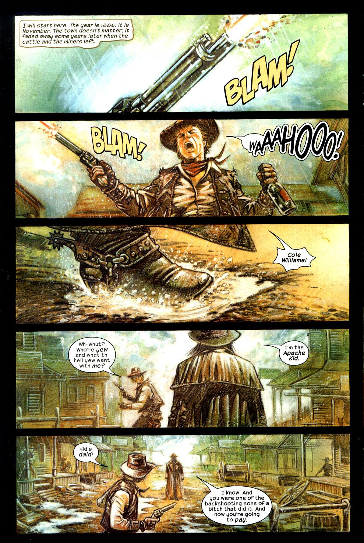 Read online Apache Skies comic -  Issue #1 - 6