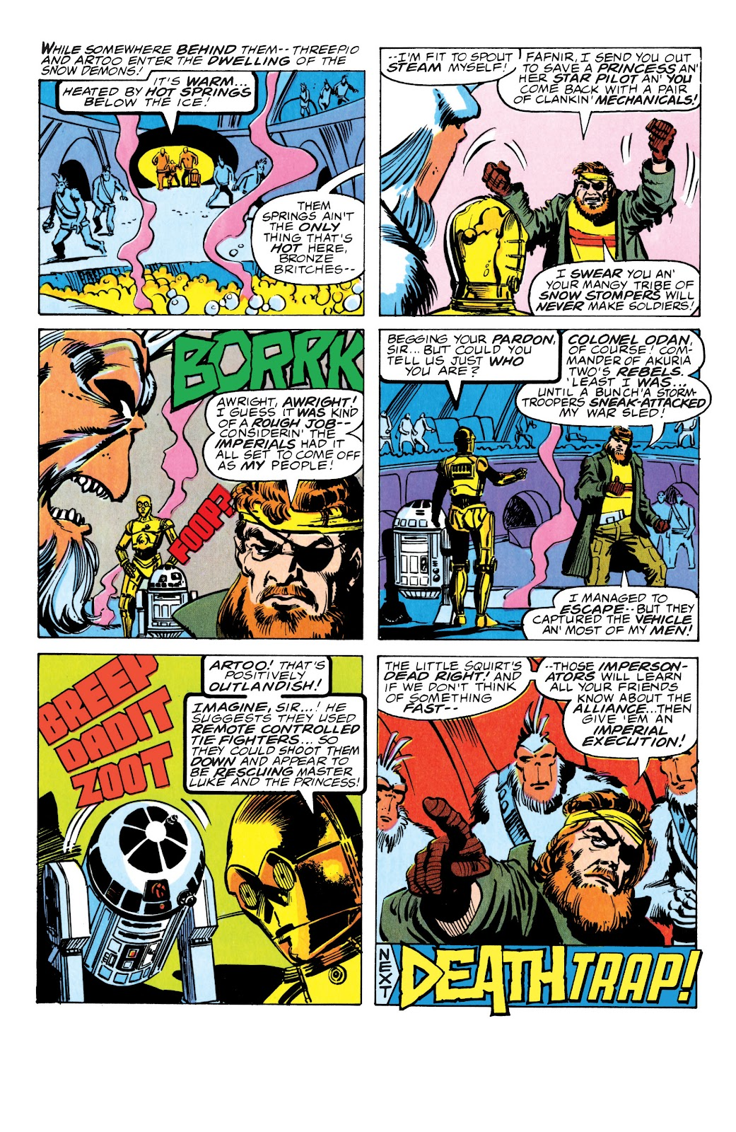 Read online Star Wars Legends: The Original Marvel Years - Epic Collection comic -  Issue # TPB 1 (Part 5) - 58