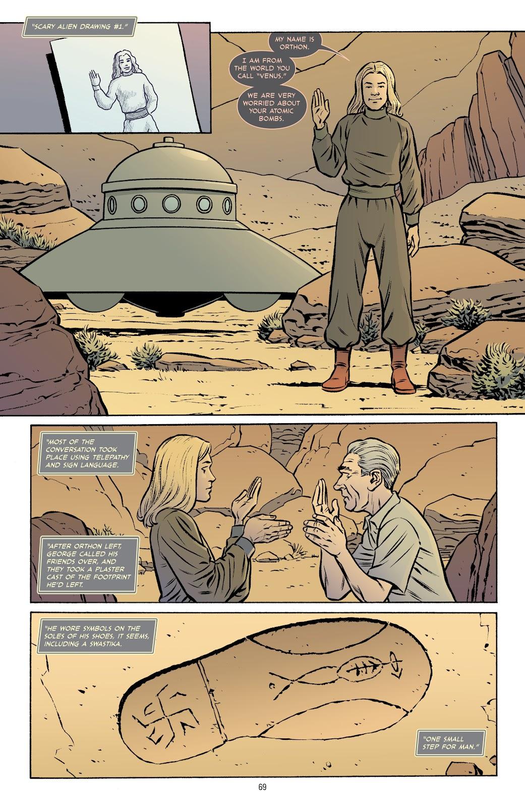 Read online Strange Adventures (2014) comic -  Issue # TPB (Part 1) - 66