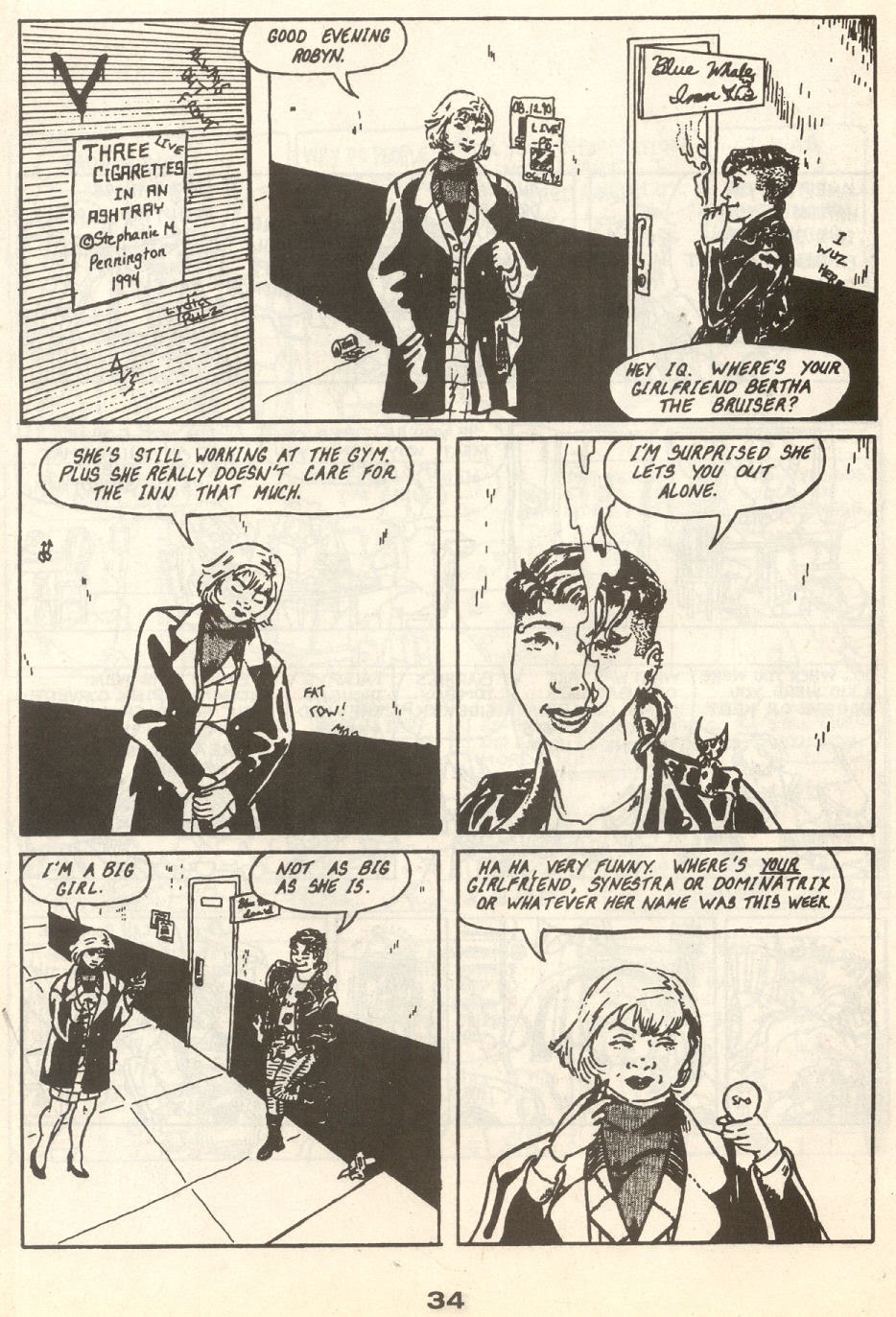 Gay Comix (Gay Comics) issue 24 - Page 37