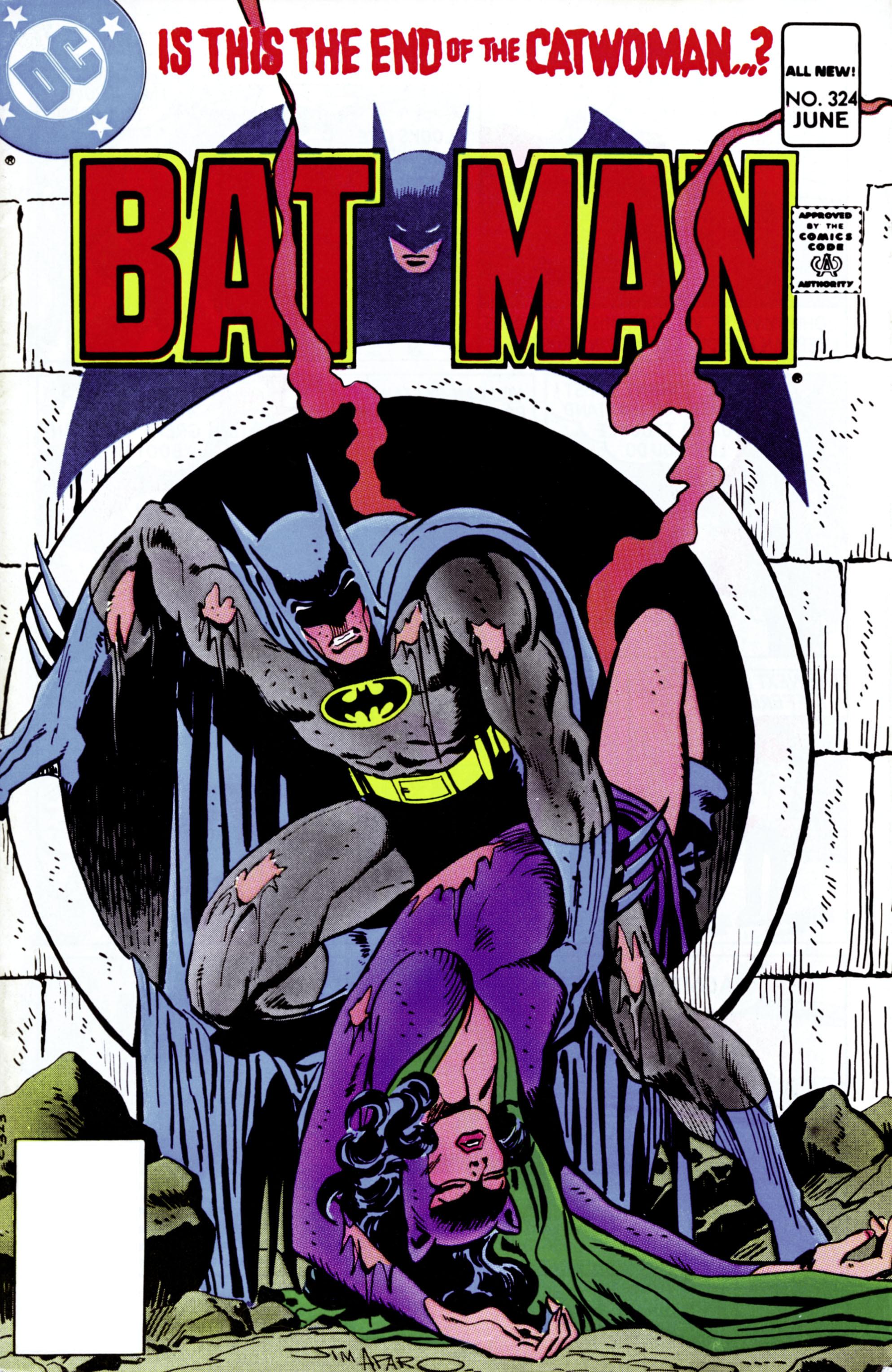 Batman (1940) 324 Page 1