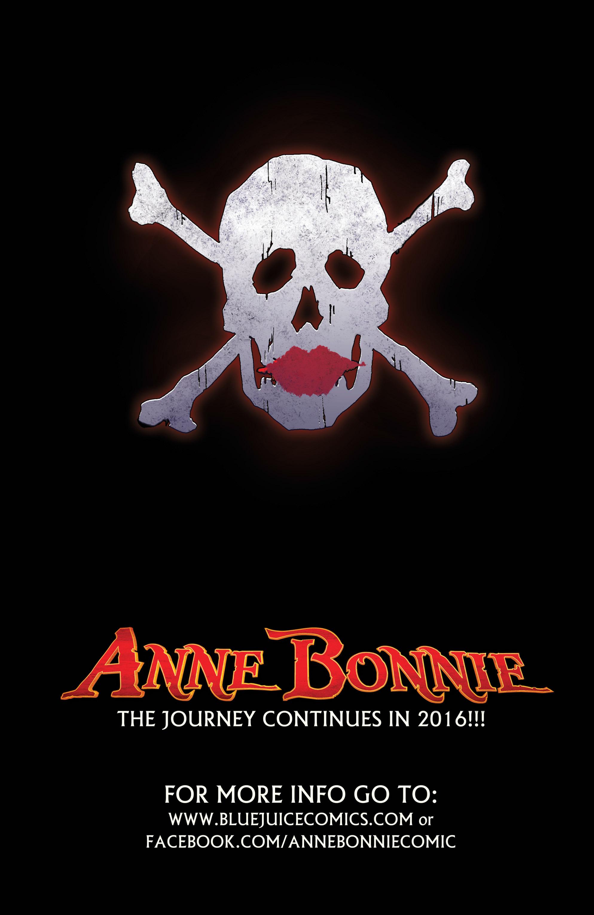 Read online Anne Bonnie comic -  Issue #6 - 29